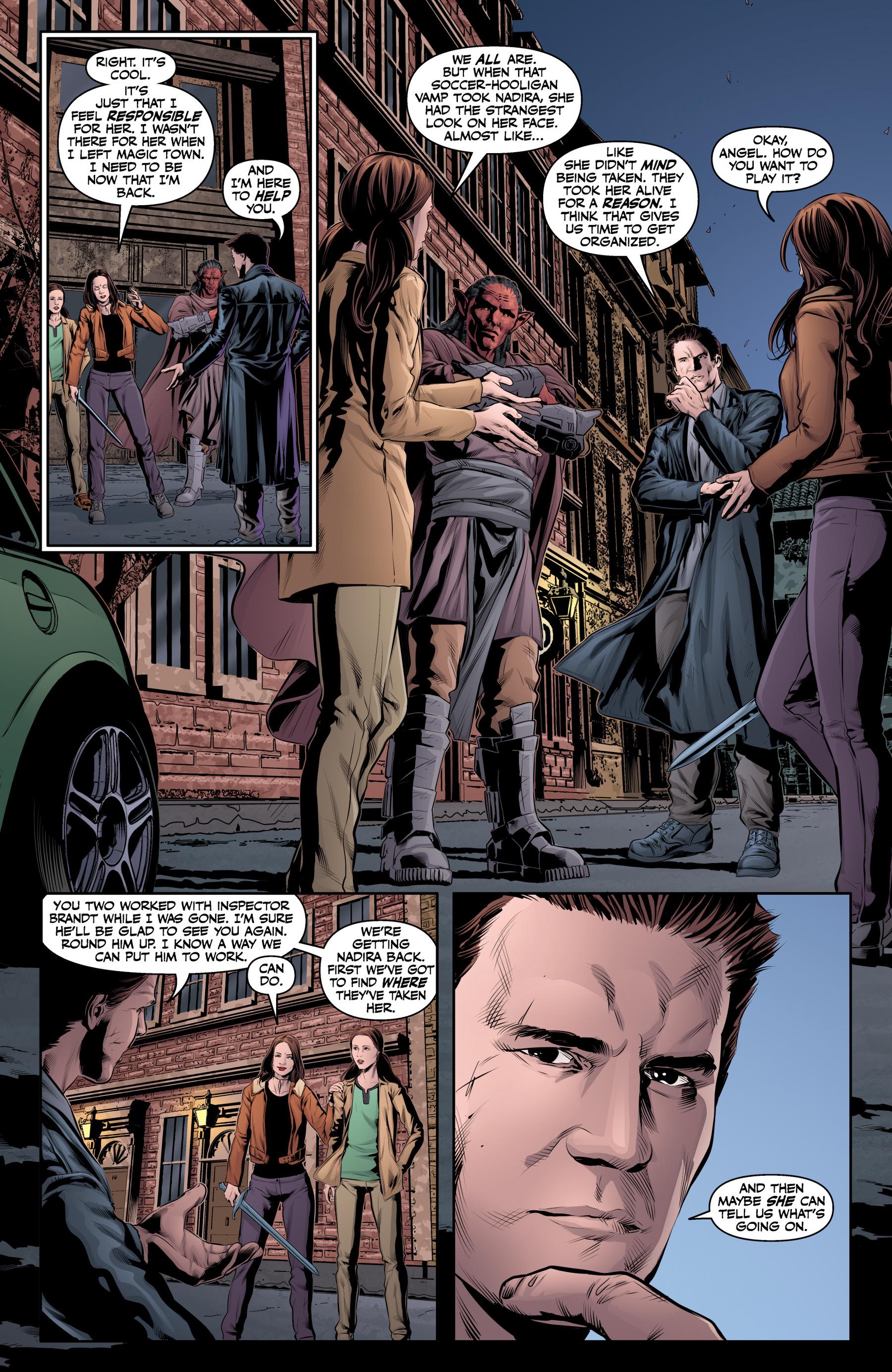 Read online Angel & Faith Season 10 comic -  Issue #20 - 9