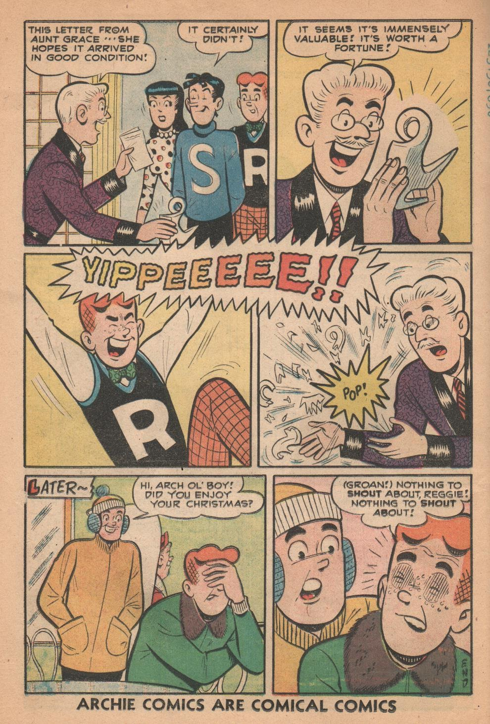 Archie Comics issue 098 - Page 31