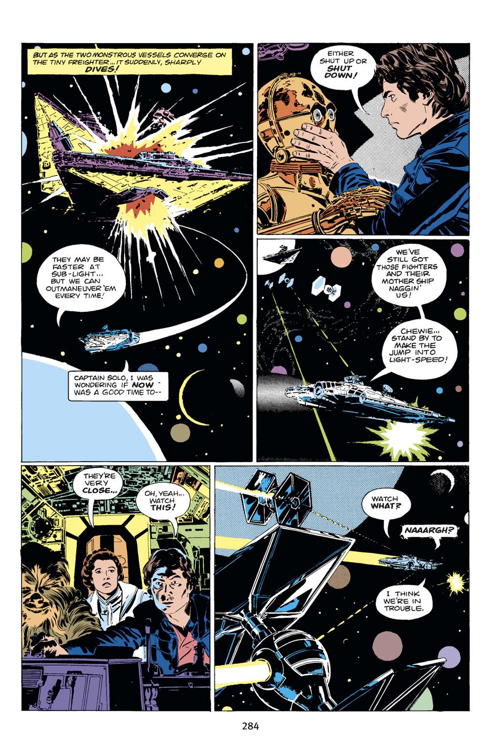 Read online Star Wars Omnibus comic -  Issue # Vol. 14 - 282