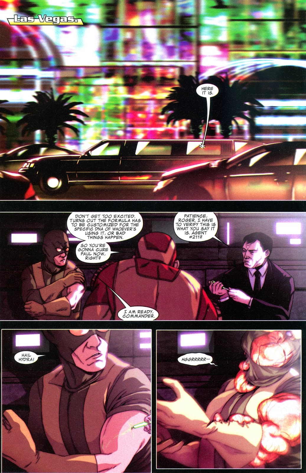 Read online Avengers: The Initiative comic -  Issue # _Special 1 - 24