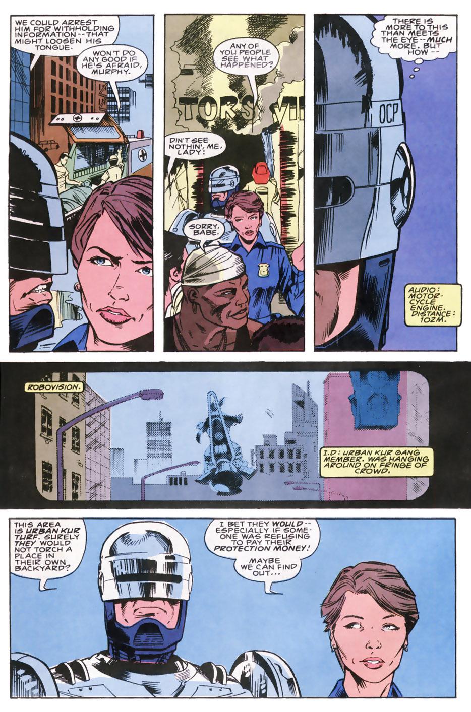 Read online Robocop (1990) comic -  Issue #8 - 5
