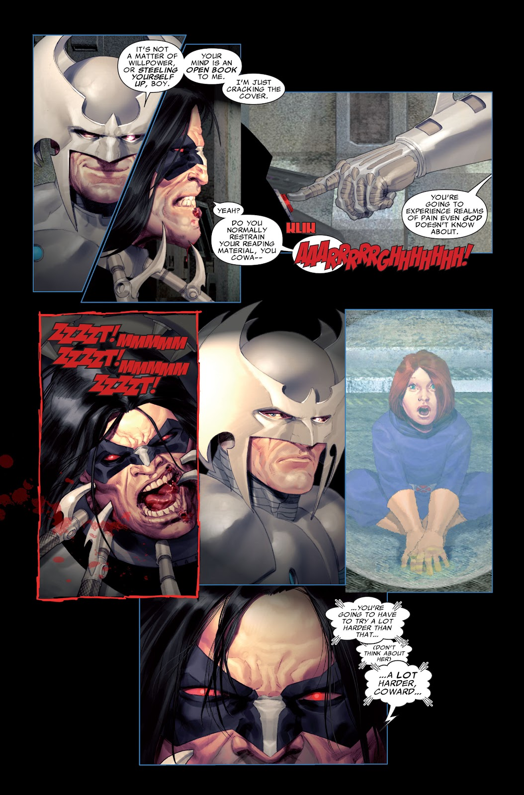 Read online X-Force/Cable: Messiah War comic -  Issue # _TPB (Part 2) - 47
