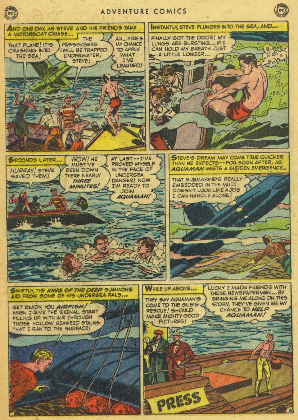 Read online Adventure Comics (1938) comic -  Issue #162 - 28