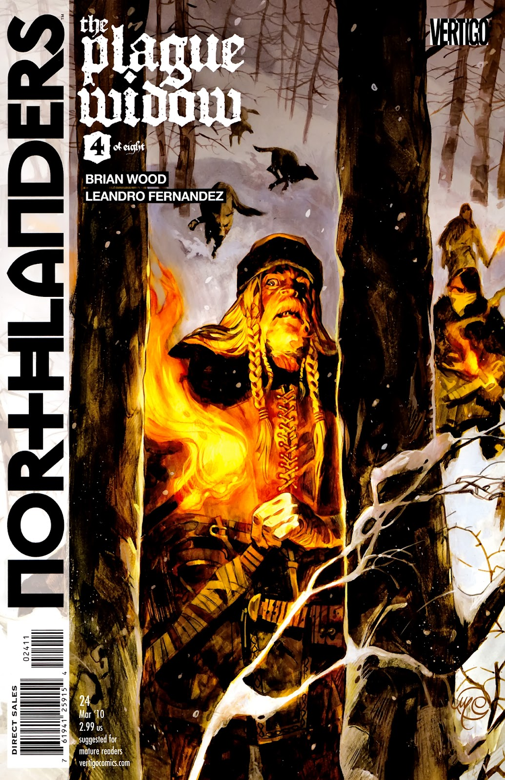 Northlanders issue 24 - Page 1