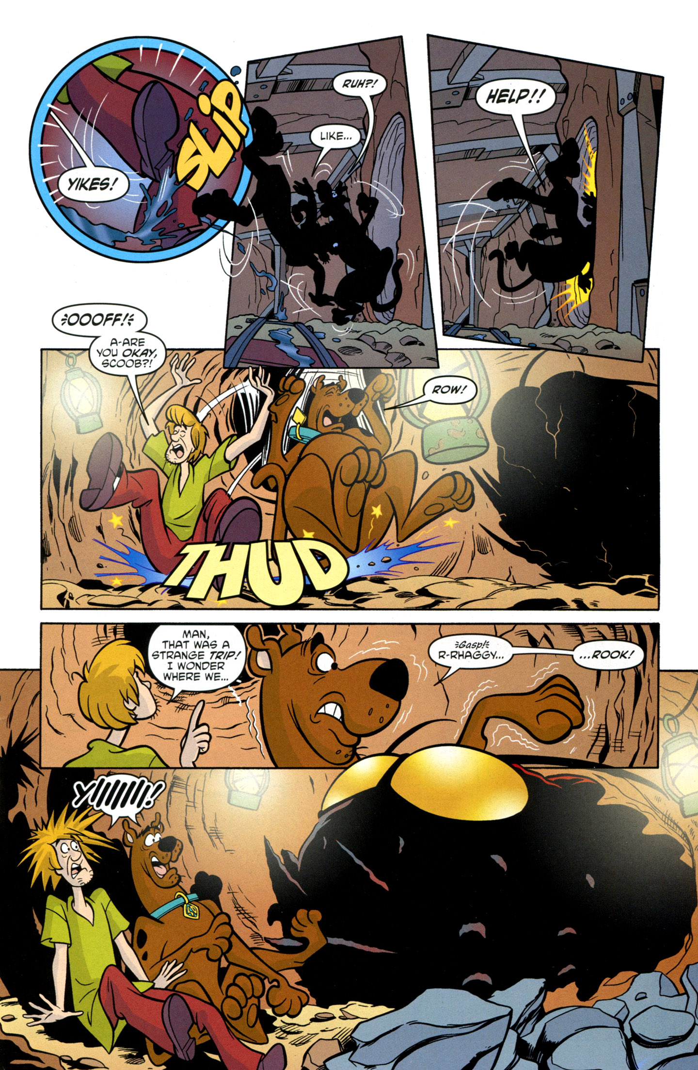 Read online Scooby-Doo: Where Are You? comic -  Issue #14 - 31