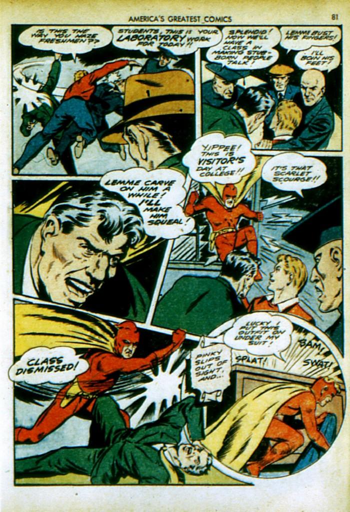 Read online America's Greatest Comics comic -  Issue #4 - 82