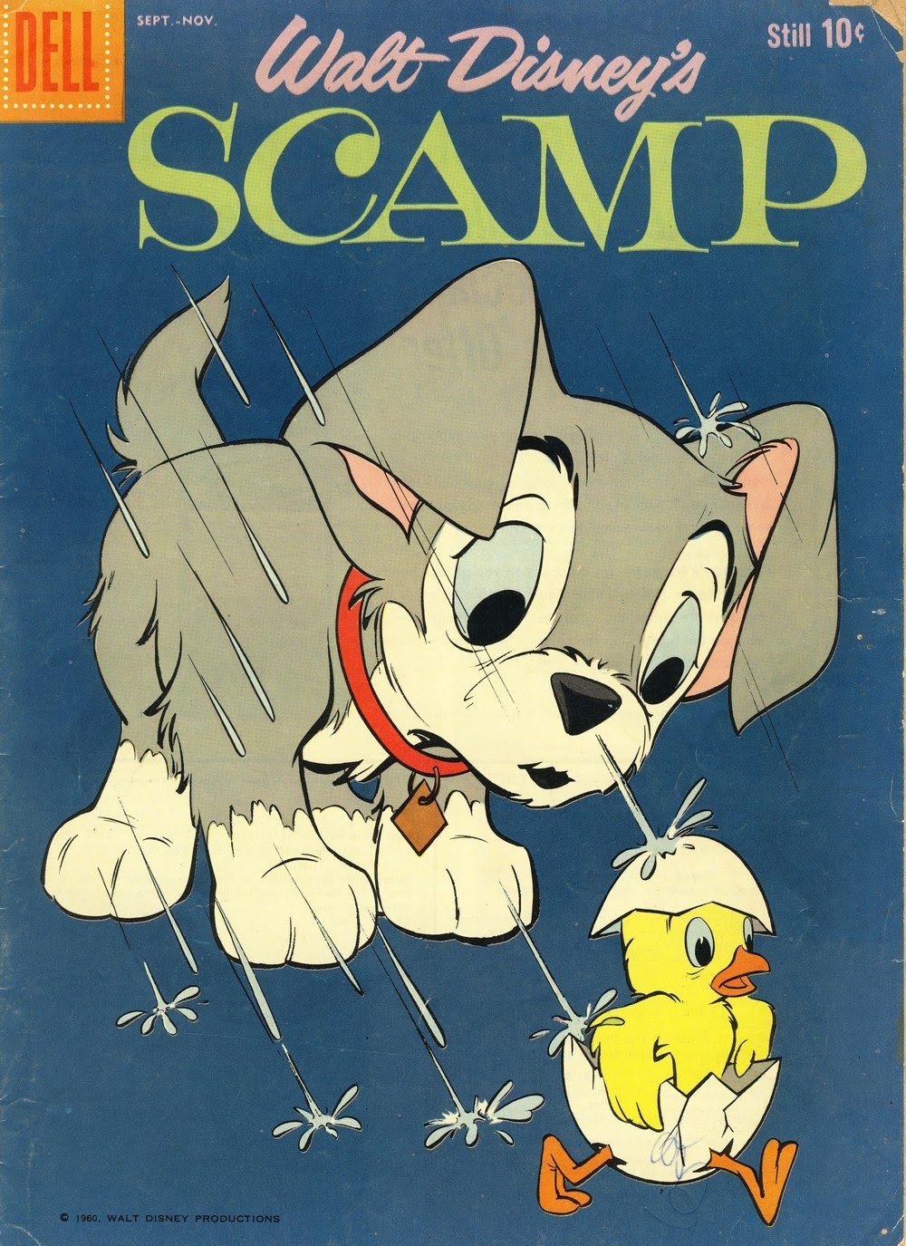 Scamp (1958) 15 Page 1