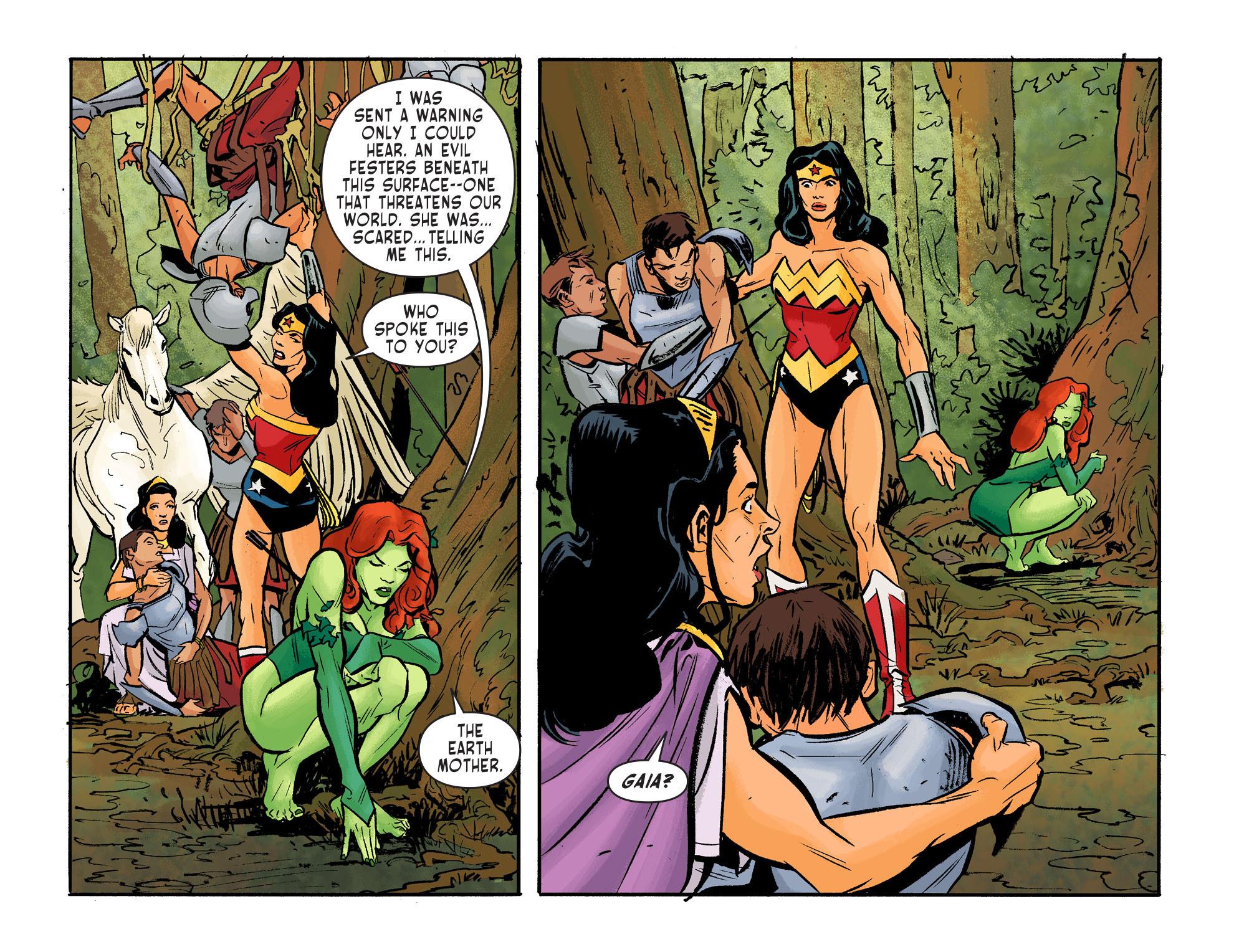 Read online Sensation Comics Featuring Wonder Woman comic -  Issue #31 - 14