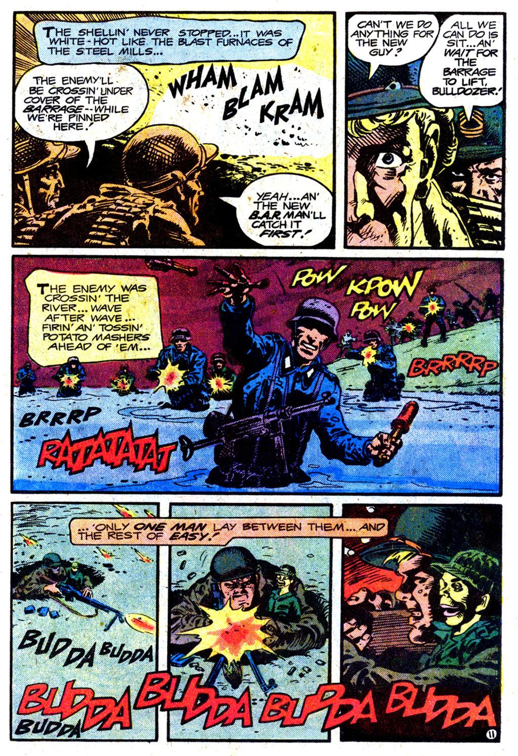 Read online Sgt. Rock comic -  Issue #349 - 12