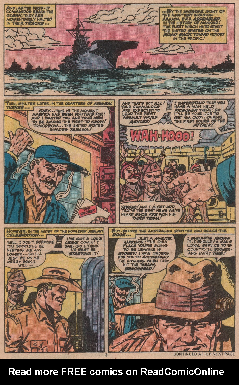 Read online Sgt. Fury comic -  Issue #145 - 5