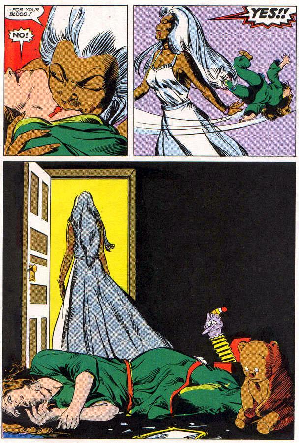 Read online Uncanny X-Men (1963) comic -  Issue # _Annual 6 - 8
