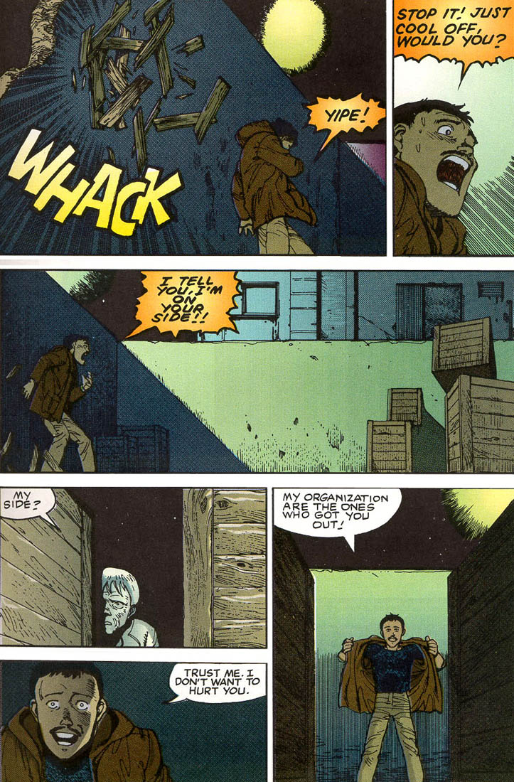 Read online Akira comic -  Issue #1 - 57