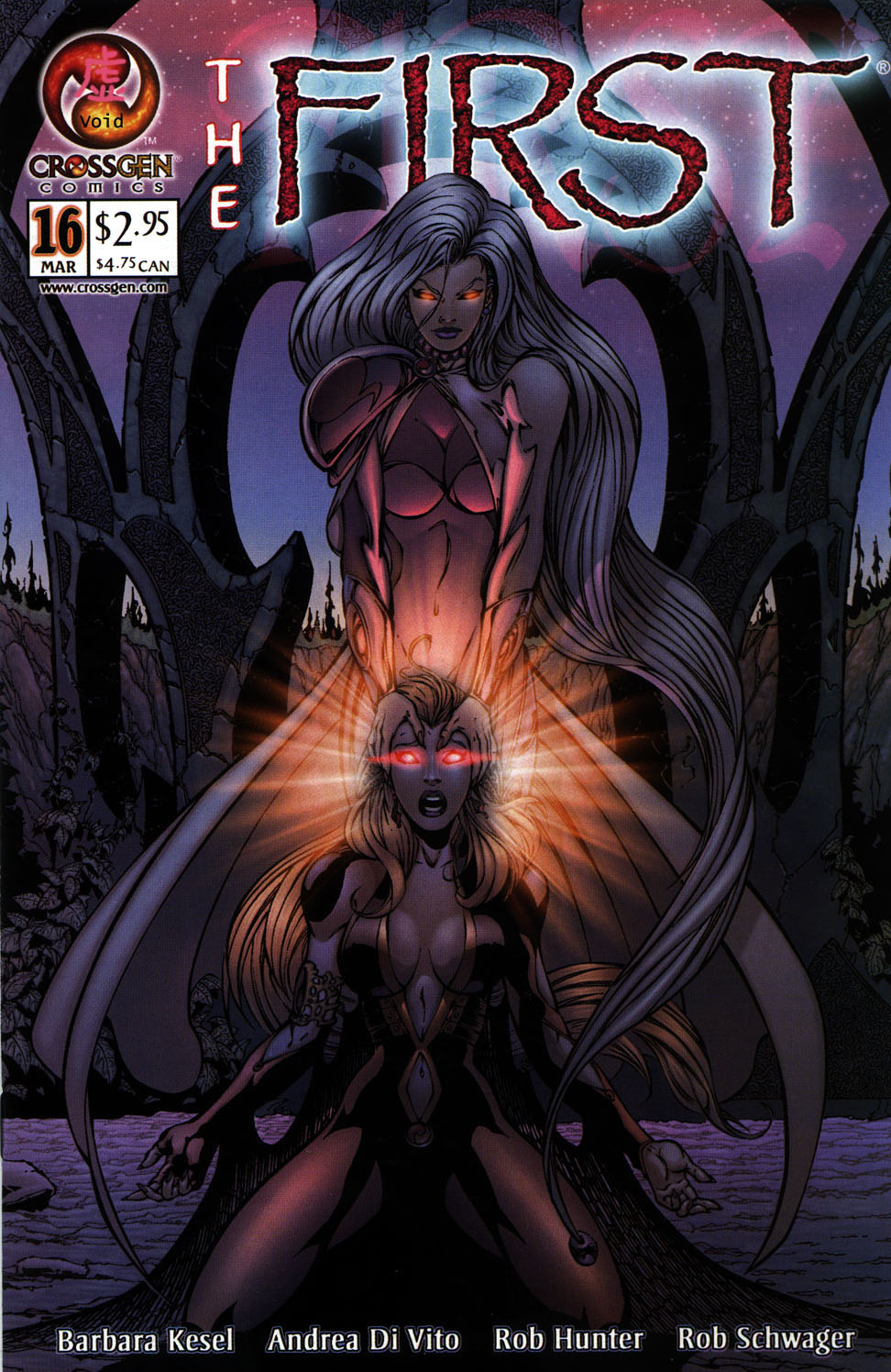 The First issue 16 - Page 1
