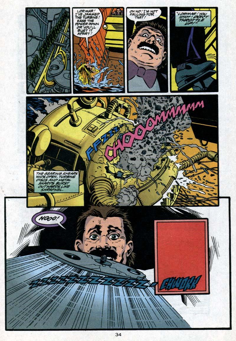 Read online Aquaman (1994) comic -  Issue #Aquaman (1994) _Annual 3 - 35