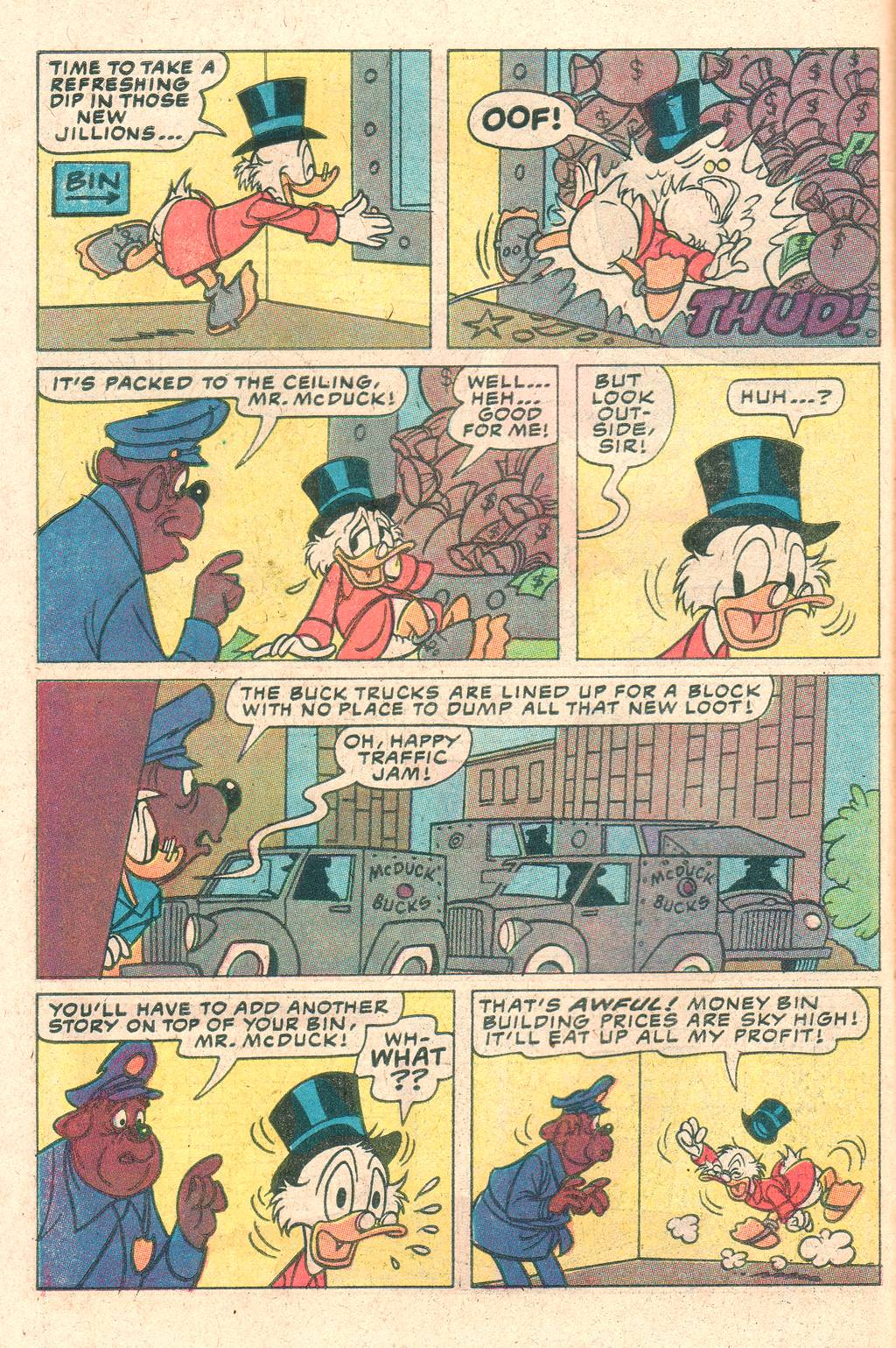 Read online Uncle Scrooge (1953) comic -  Issue #199 - 6