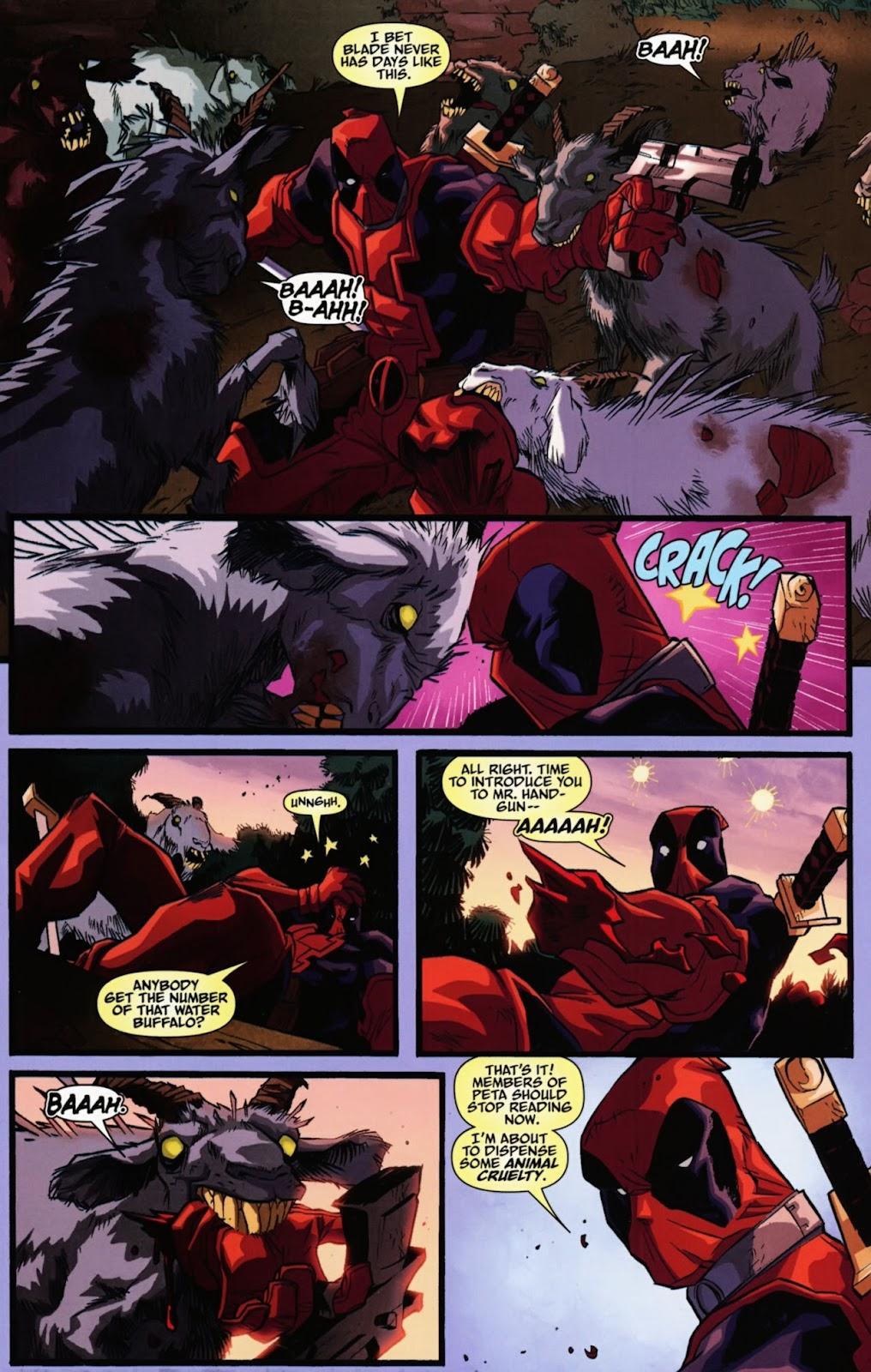 Read online Deadpool (2008) comic -  Issue #1000 - 64