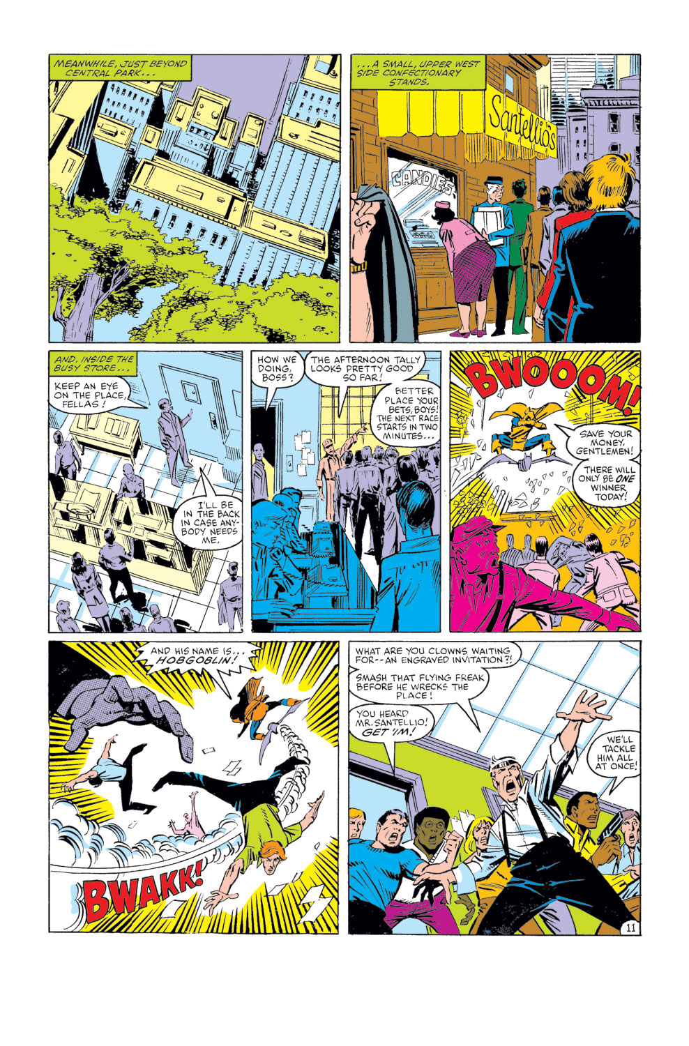 The Amazing Spider-Man (1963) 259 Page 11