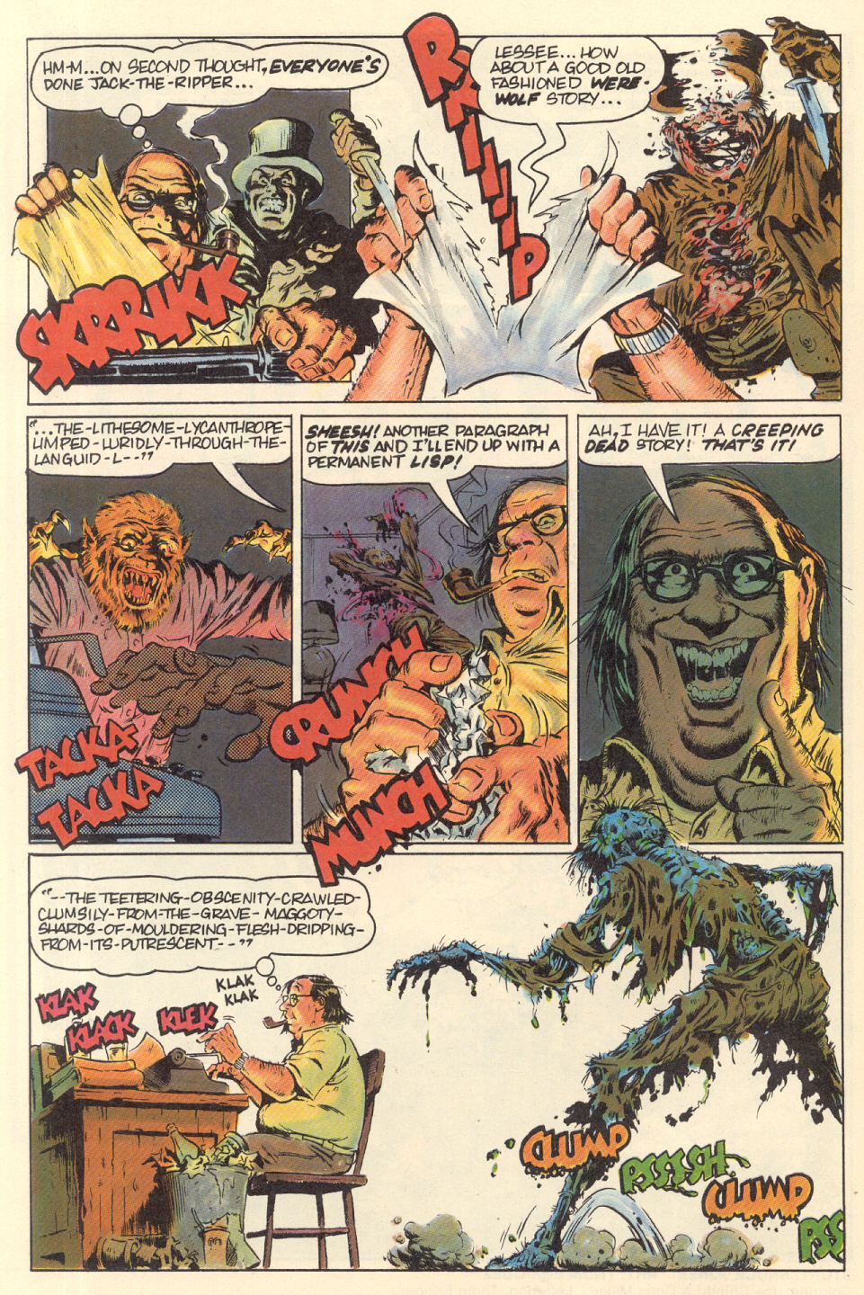 Read online Twisted Tales (1982) comic -  Issue #9 - 4