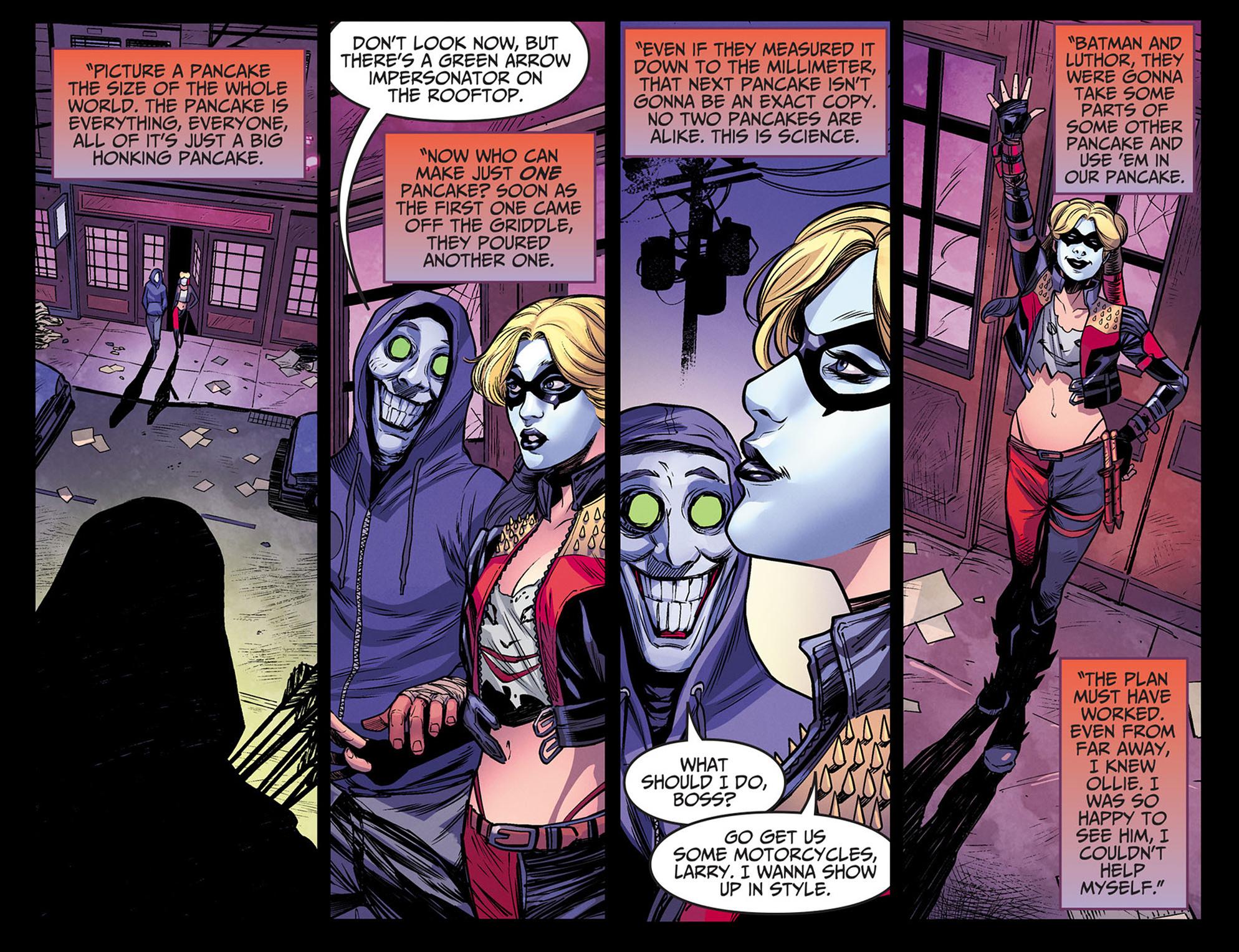 Read online Injustice: Ground Zero comic -  Issue #3 - 11
