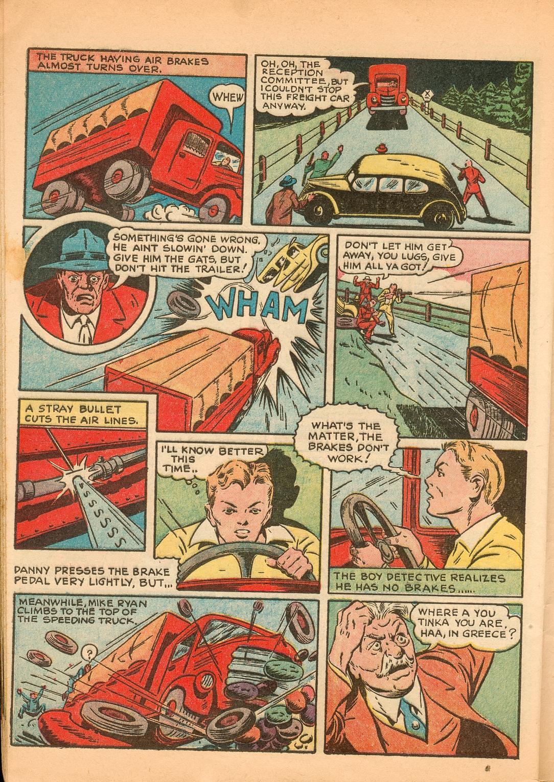Read online Shadow Comics comic -  Issue #11 - 54