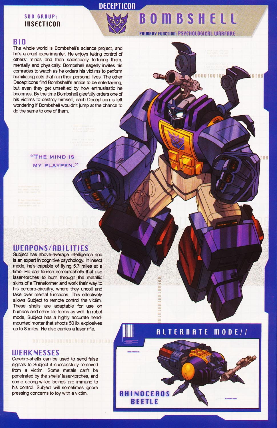 Read online Transformers: More than Meets the Eye comic -  Issue #3 - 41