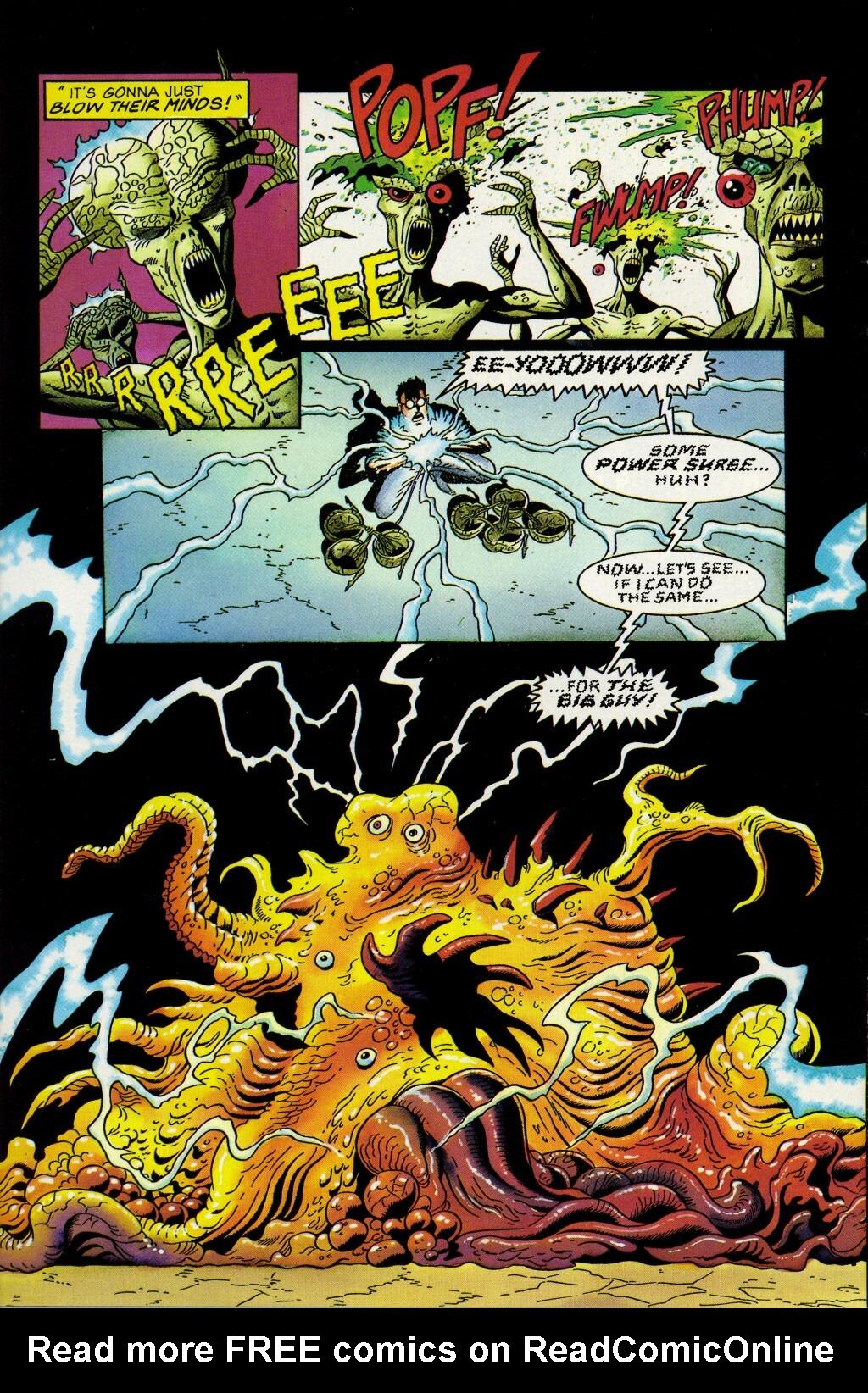 Read online Turok, Dinosaur Hunter (1993) comic -  Issue #33 - 17
