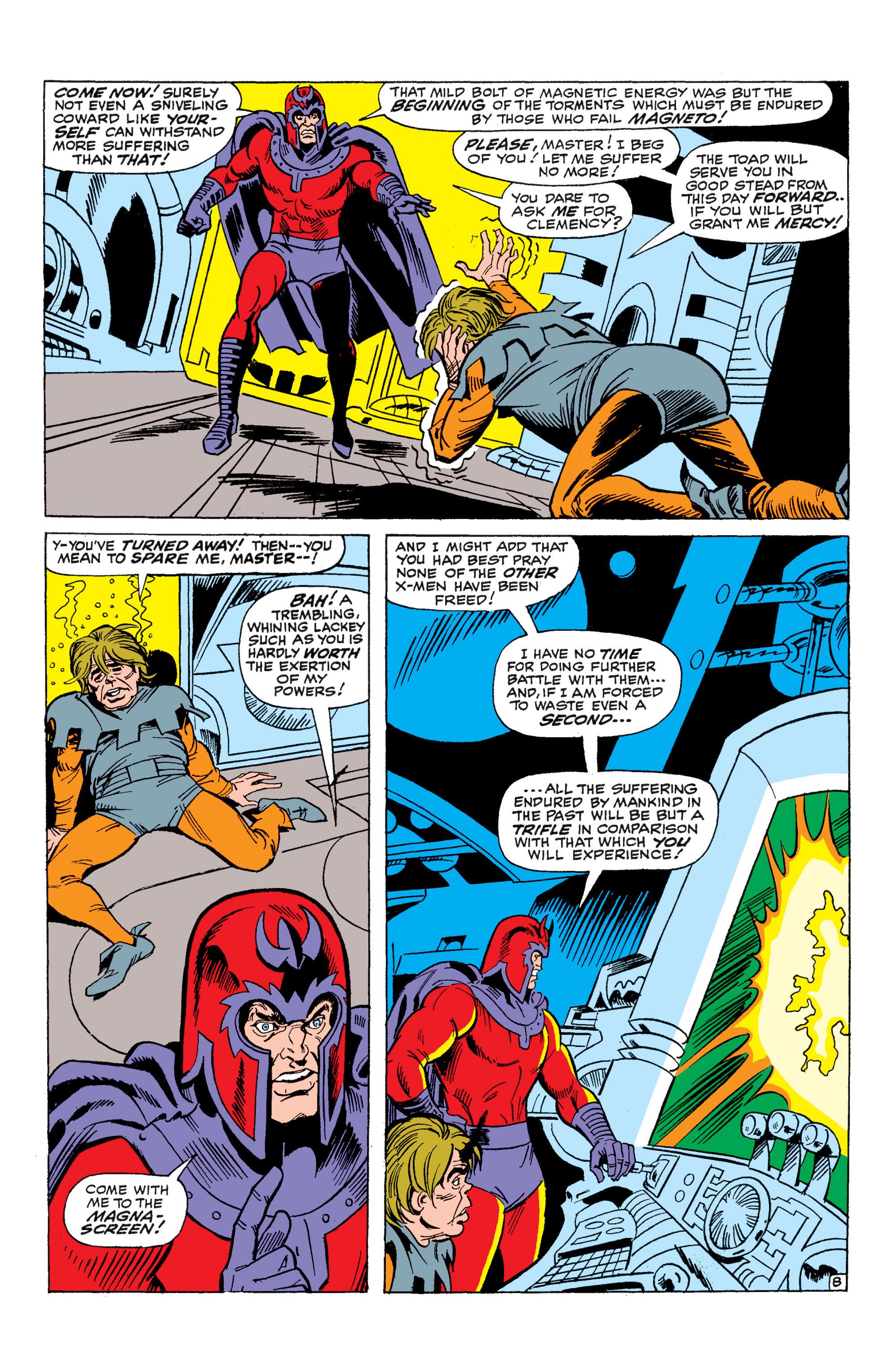 Uncanny X-Men (1963) 45 Page 8