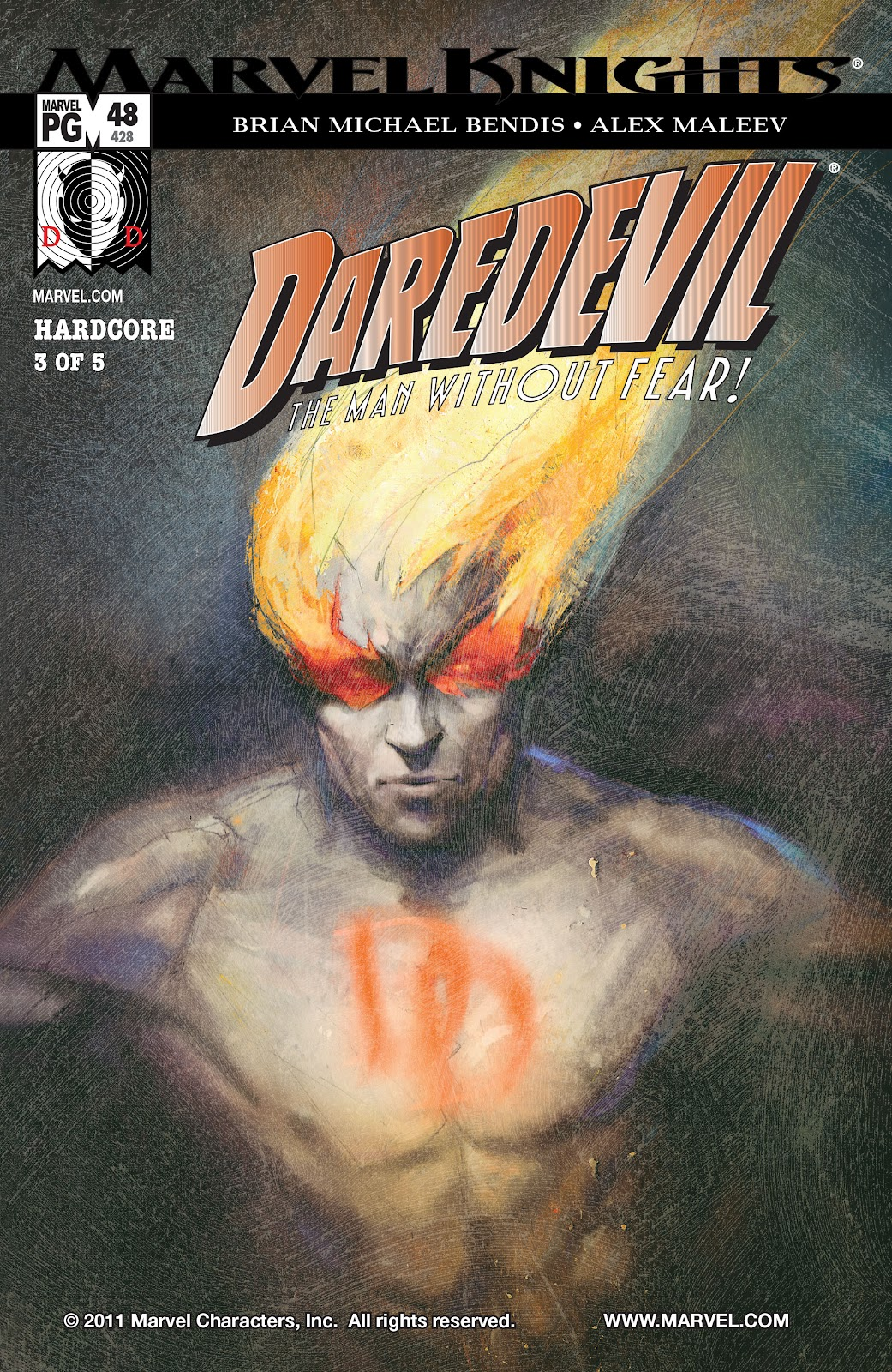 Read online Daredevil (1998) comic -  Issue # _Ultimate_Collection TPB 2 (Part 2) - 59