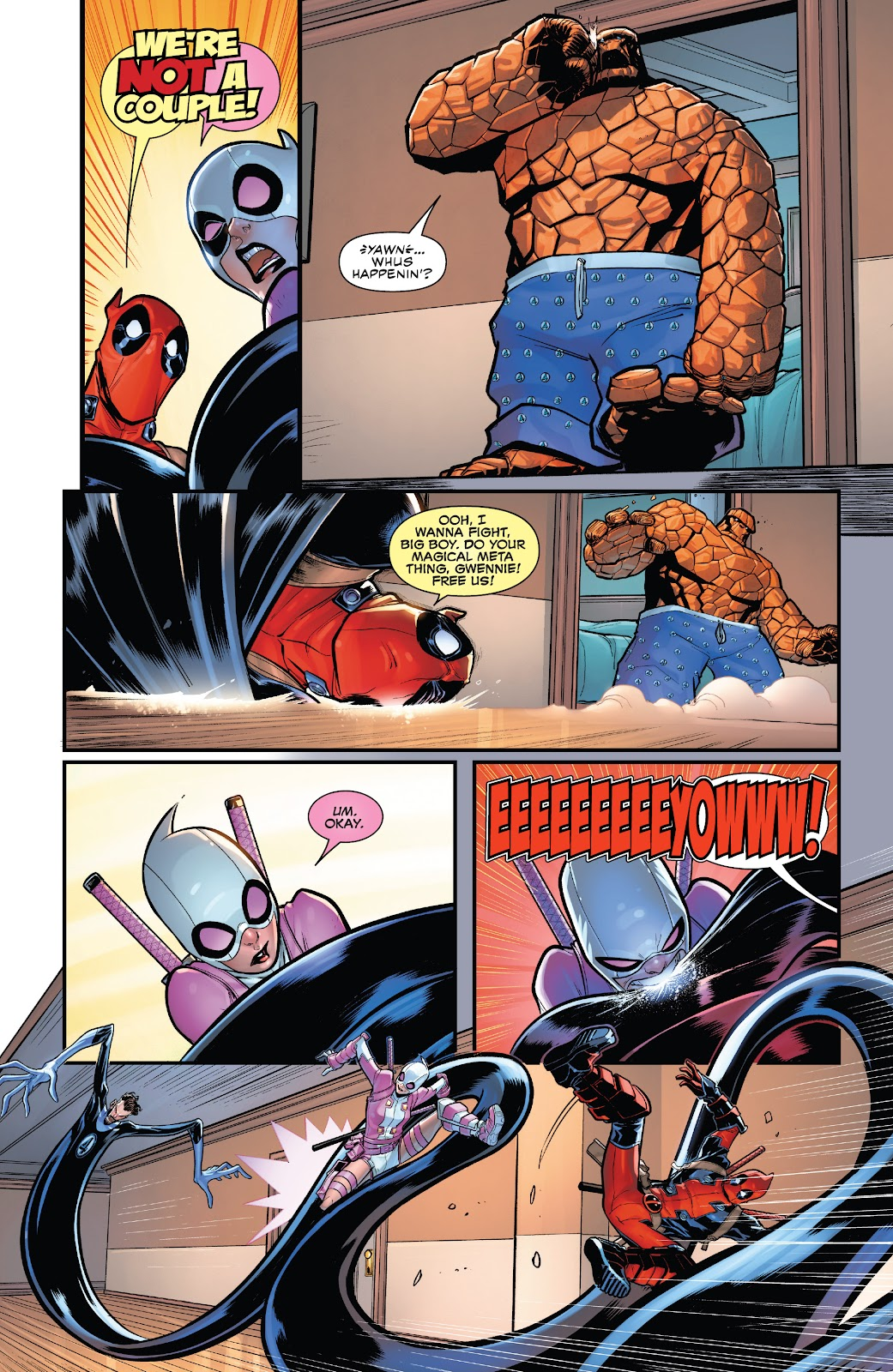 Gwenpool Strikes Back issue 2 - Page 15