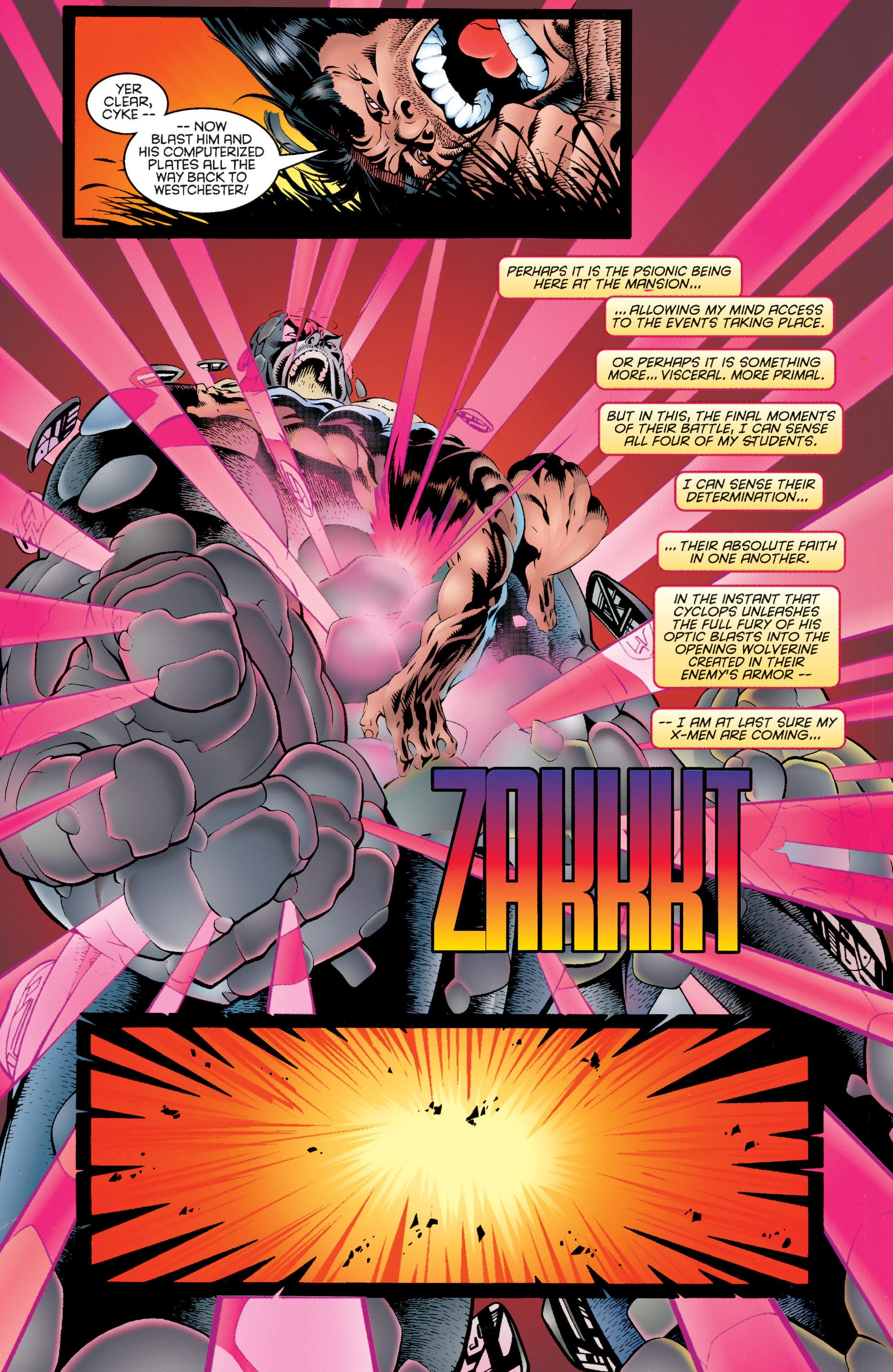 X-Men (1991) 50 Page 32