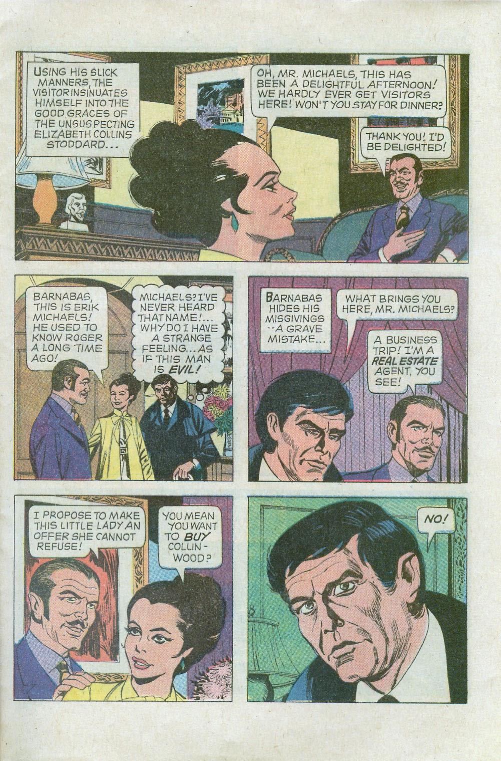 Dark Shadows (1969) issue 18 - Page 5