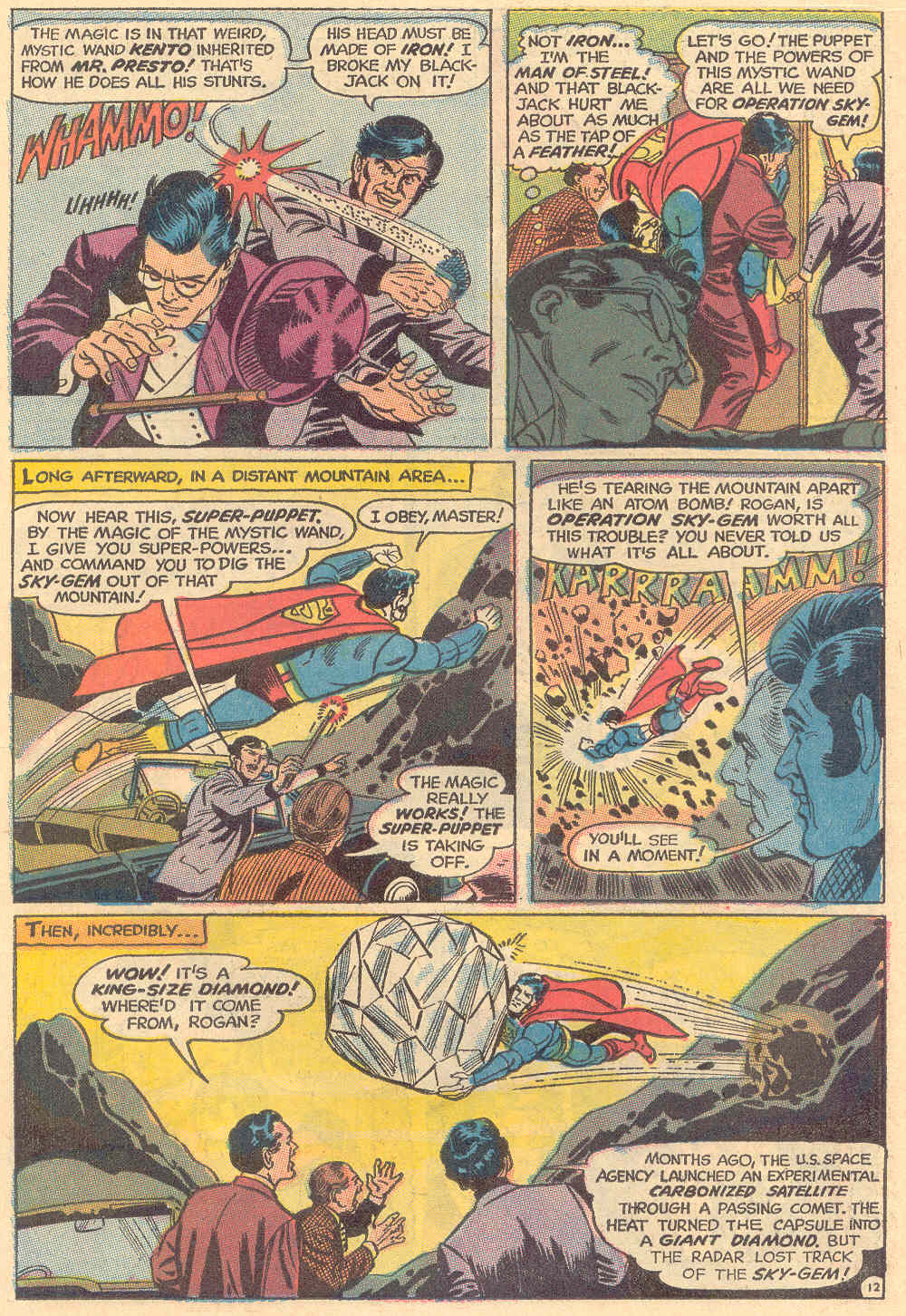 Read online Action Comics (1938) comic -  Issue #382 - 15