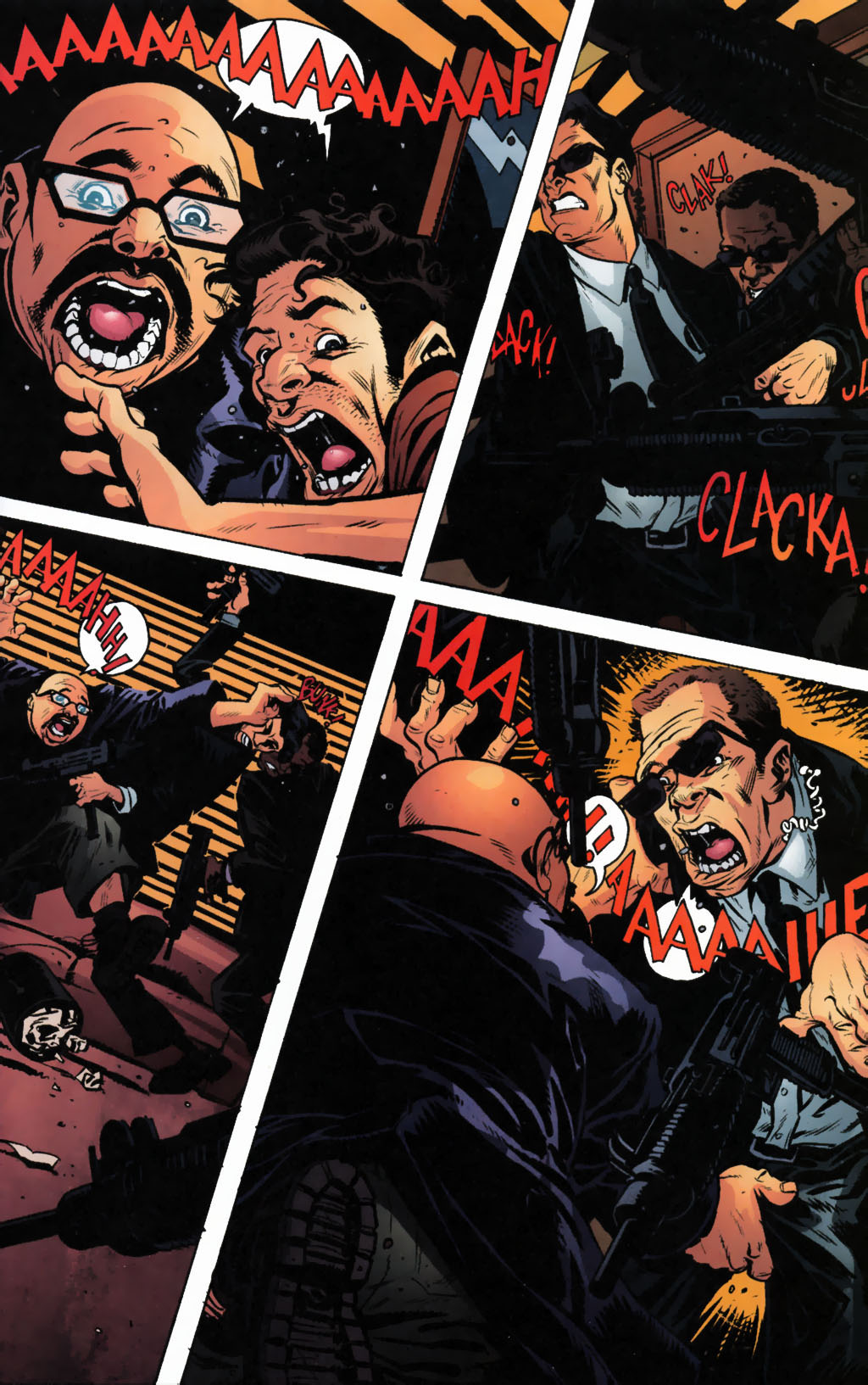 Read online Caper comic -  Issue #9 - 2