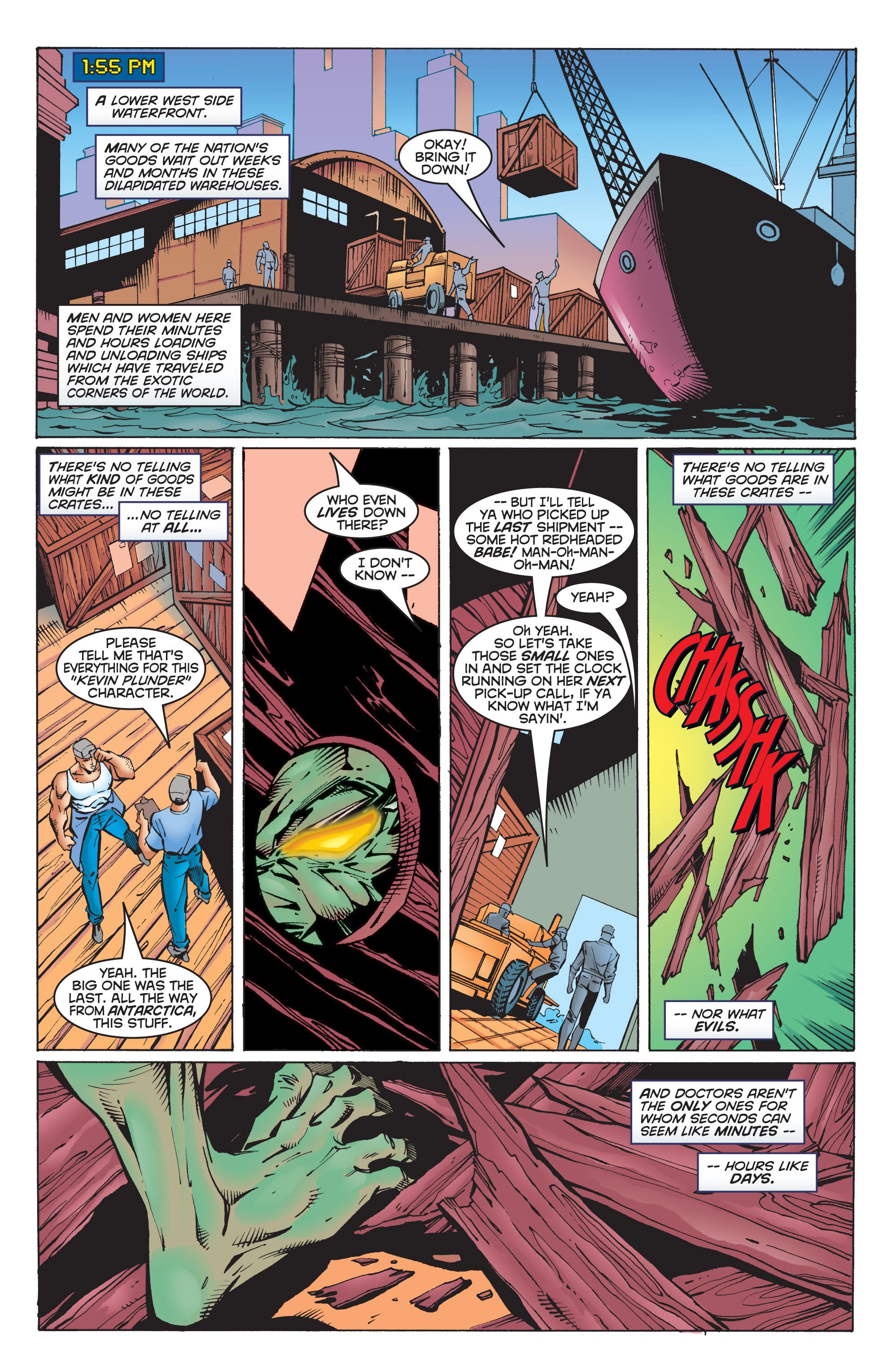 Read online Uncanny X-Men (1963) comic -  Issue #351 - 17