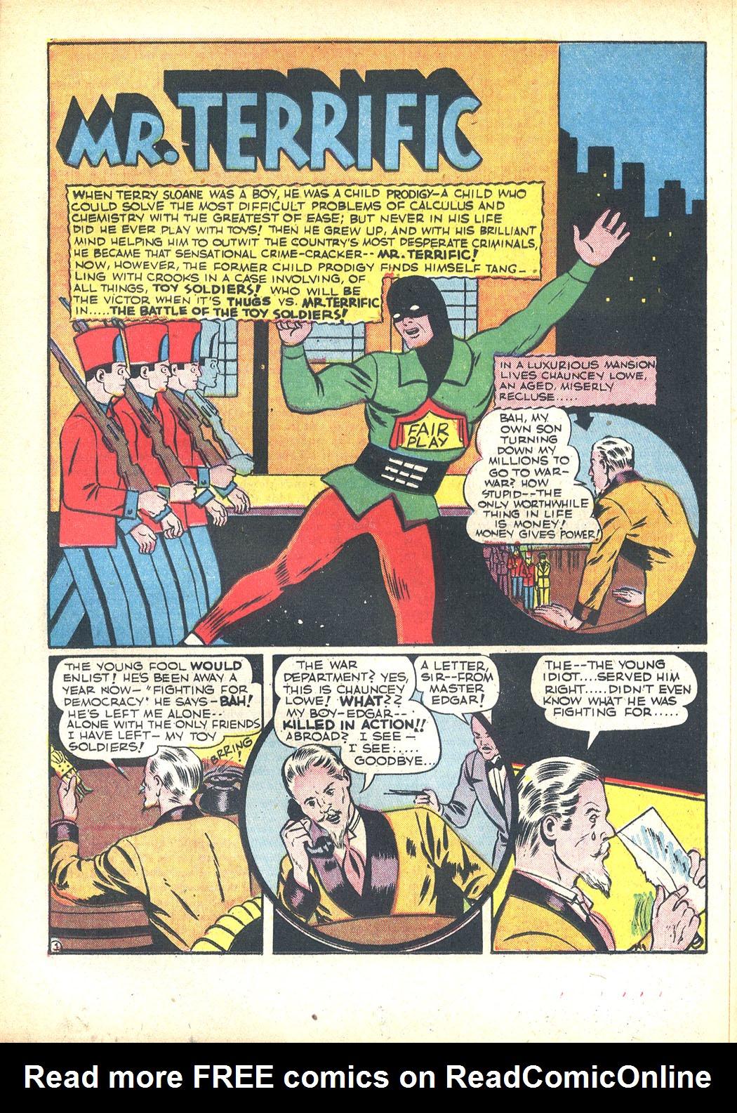 Read online Sensation (Mystery) Comics comic -  Issue #23 - 42