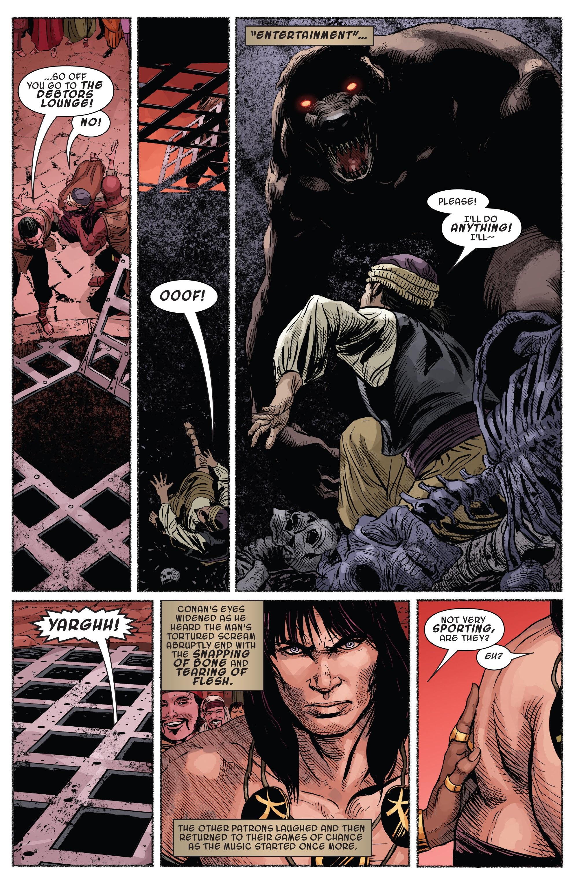 Read online Savage Sword of Conan comic -  Issue #7 - 14