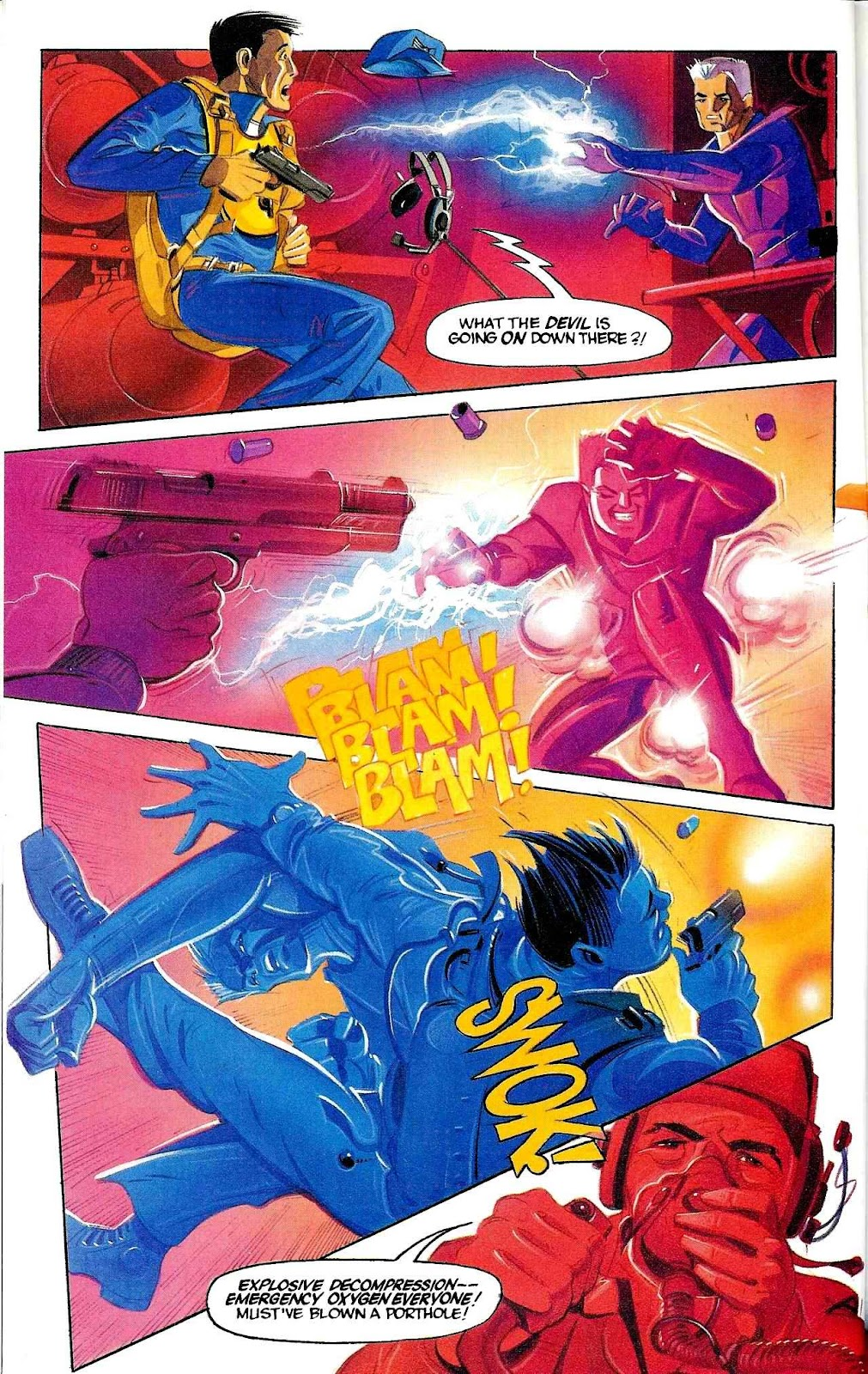 Tempus Fugitive issue 1 - Page 25