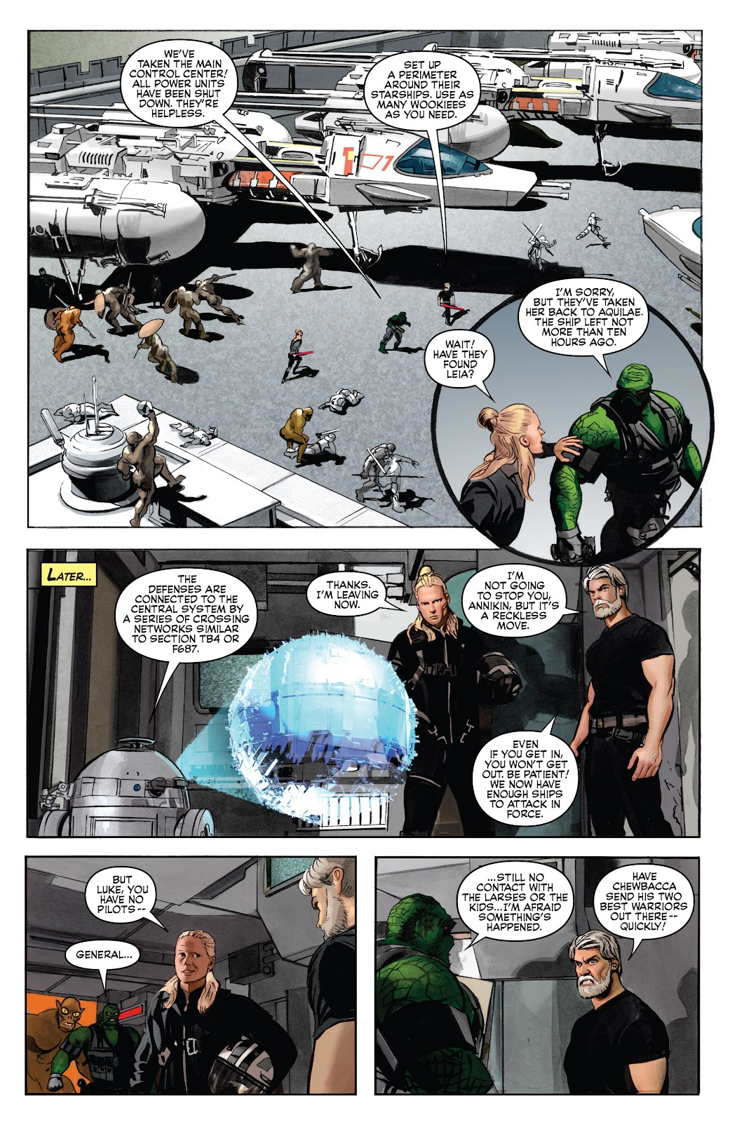 Read online Star Wars Legends: Infinities - Epic Collection comic -  Issue # TPB (Part 5) - 54