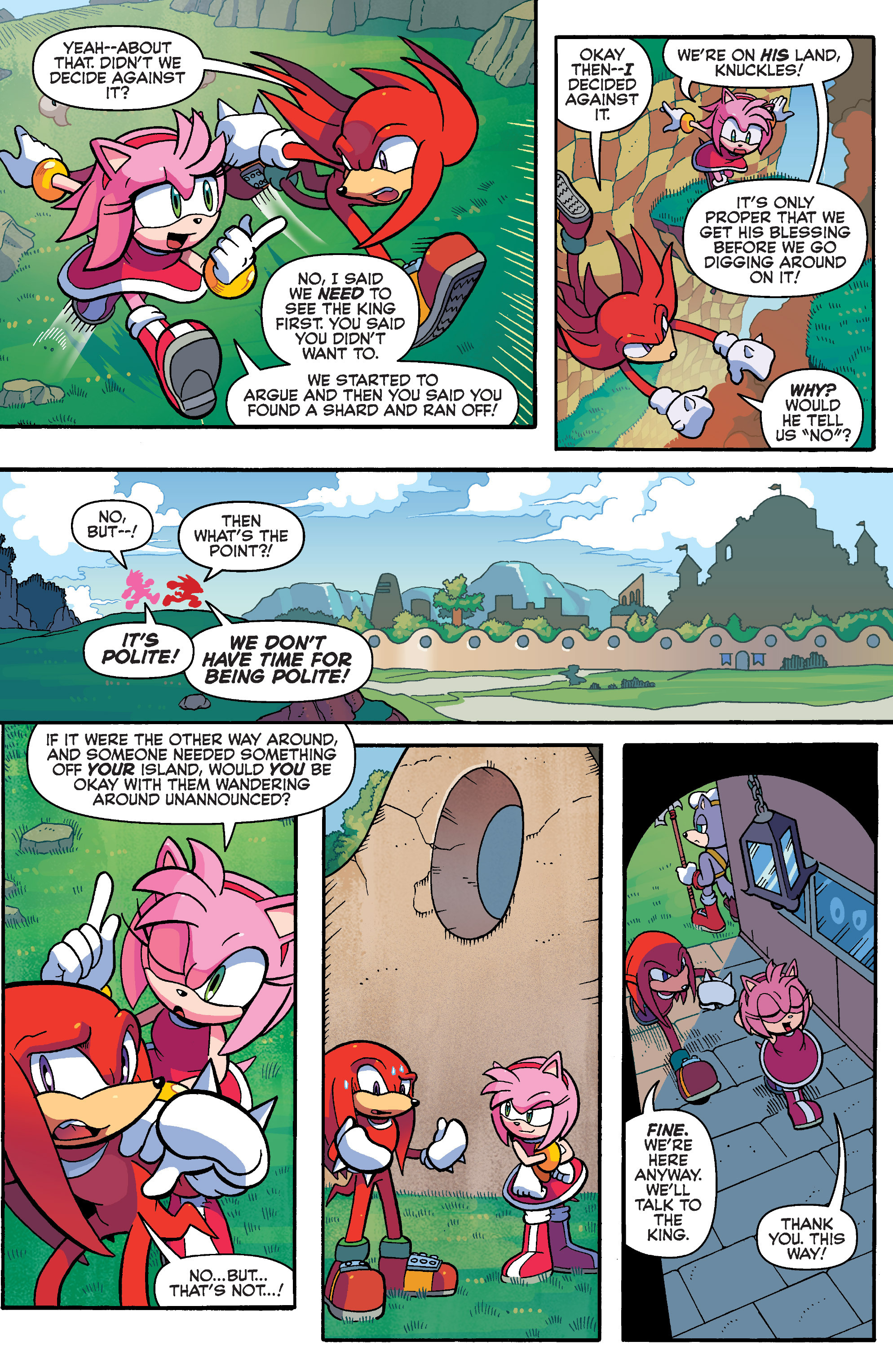 Read online Sonic Universe comic -  Issue #87 - 7