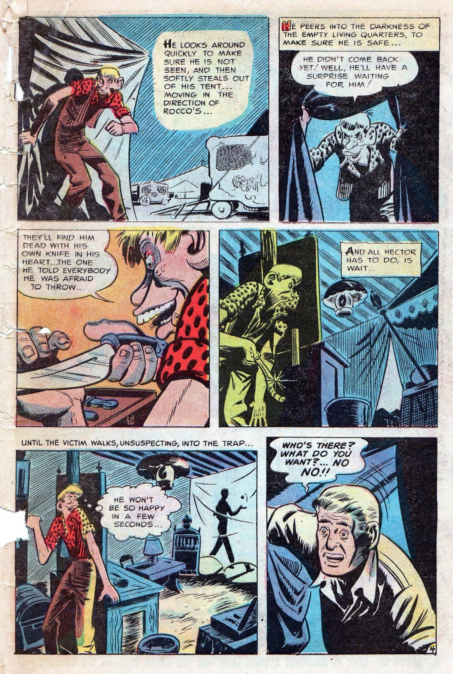 Read online Adventures into Weird Worlds comic -  Issue #11 - 31