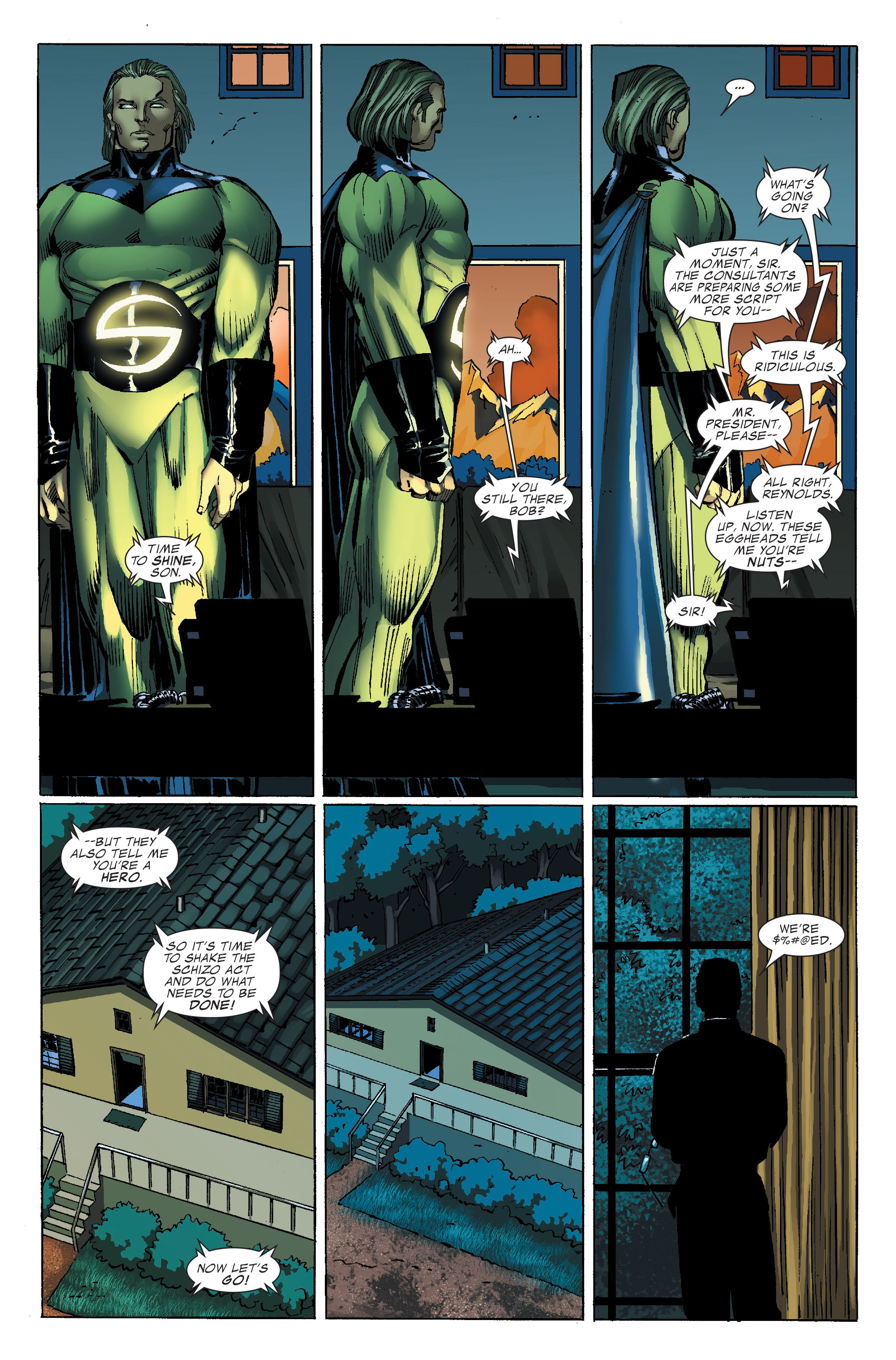 Read online World War Hulk comic -  Issue #3 - 27