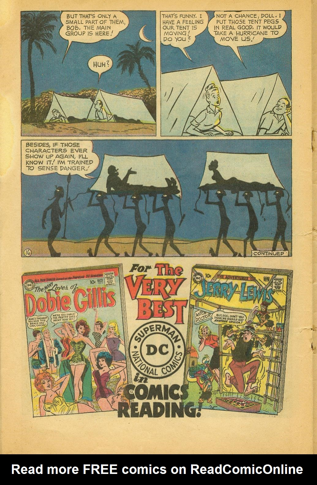 The Adventures of Bob Hope issue 64 - Page 20