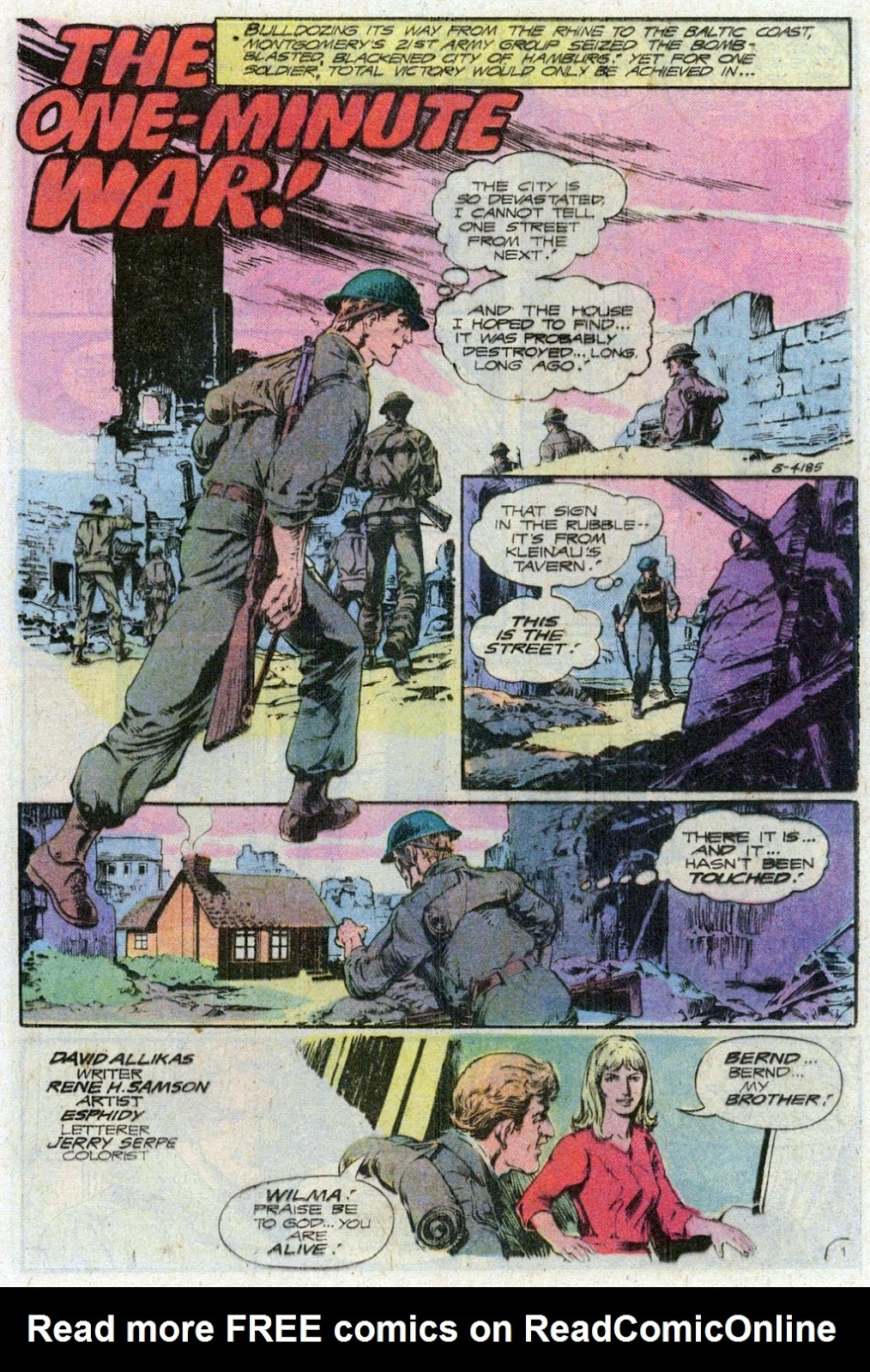 Read online All-Out War comic -  Issue #4 - 45