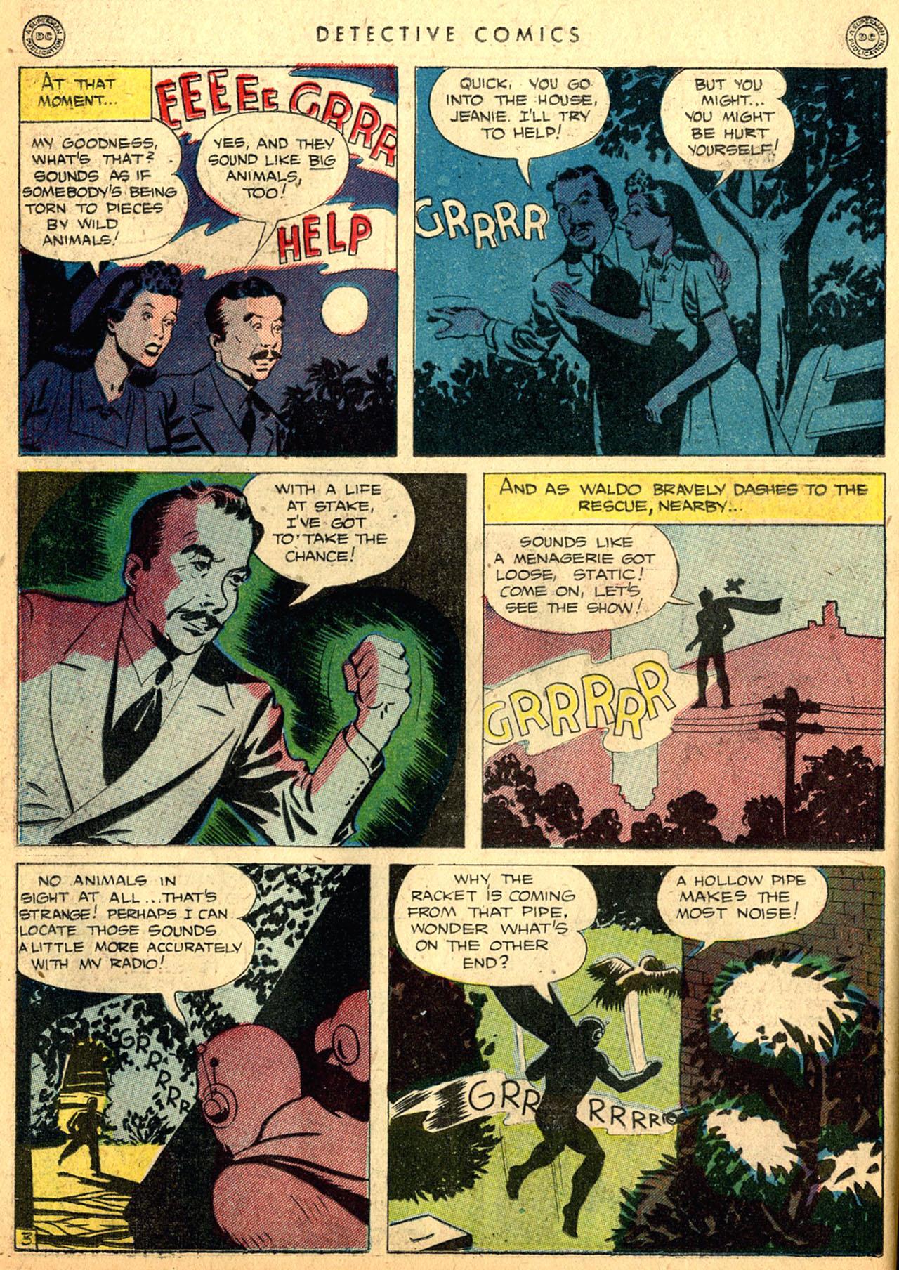 Read online Detective Comics (1937) comic -  Issue #98 - 32