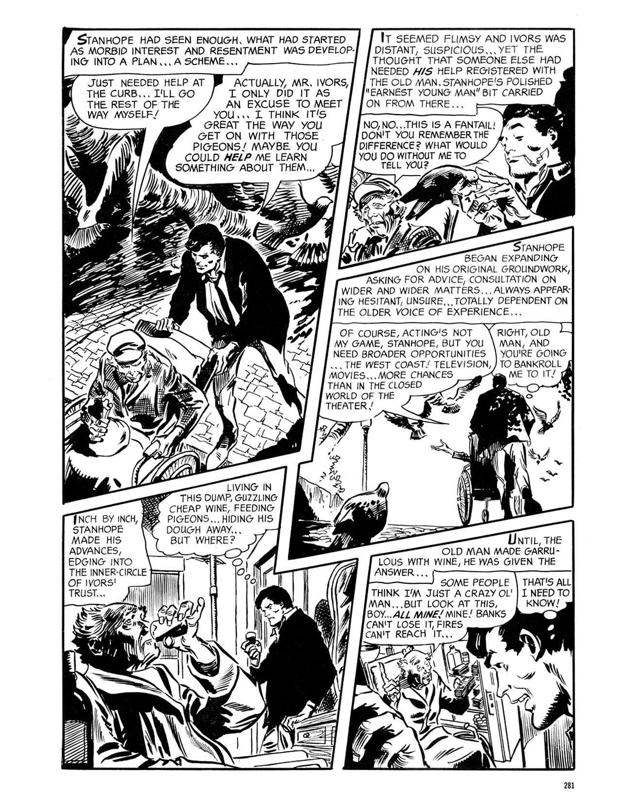 Read online Eerie Archives comic -  Issue # TPB 2 - 282