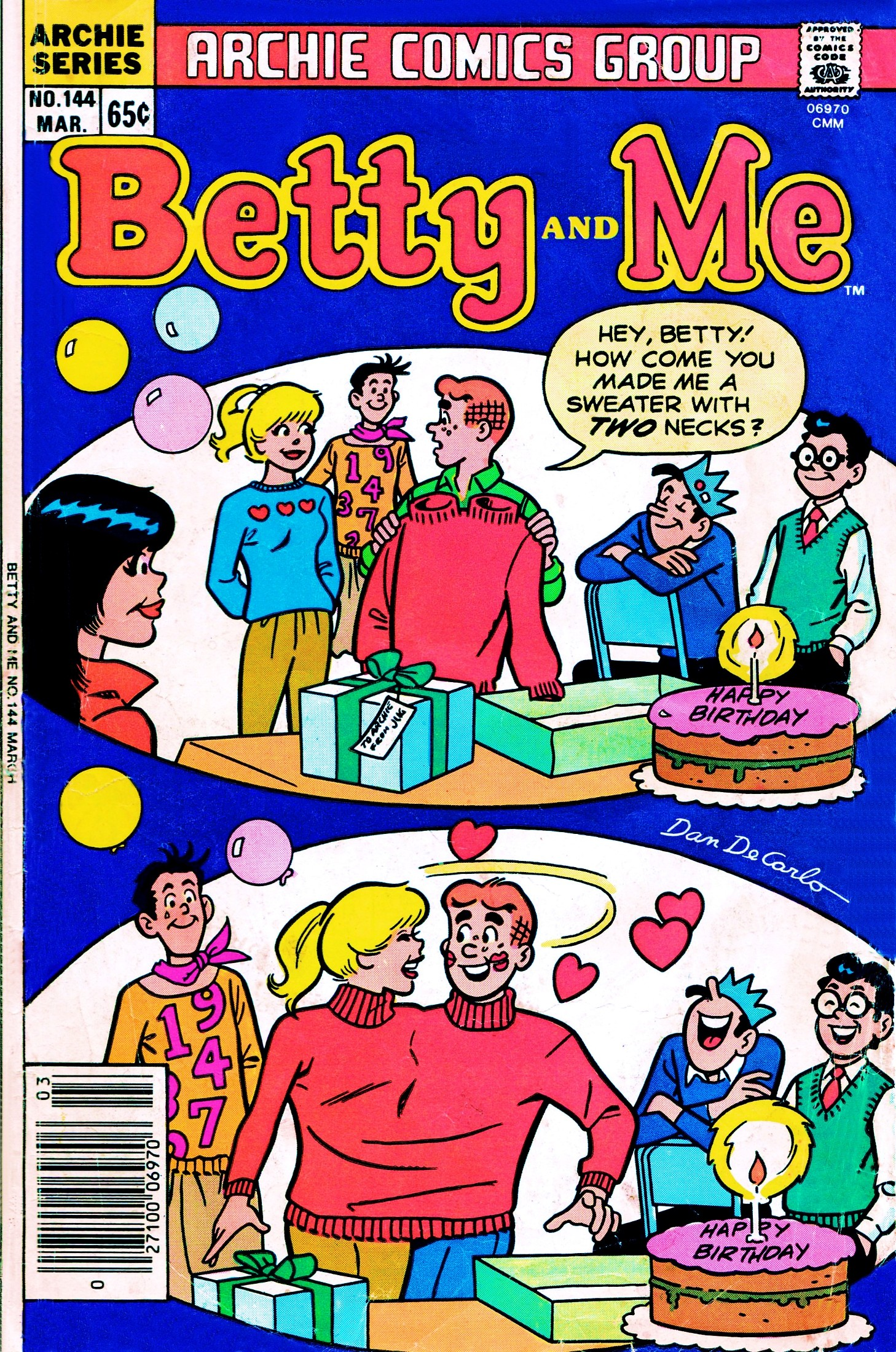Betty and Me 144 Page 1