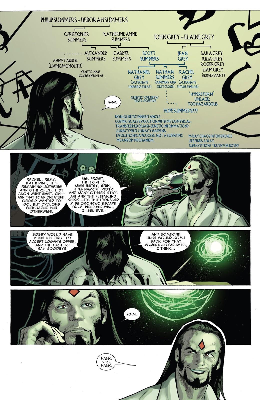 Uncanny X-Men (1963) issue 544 - Page 14