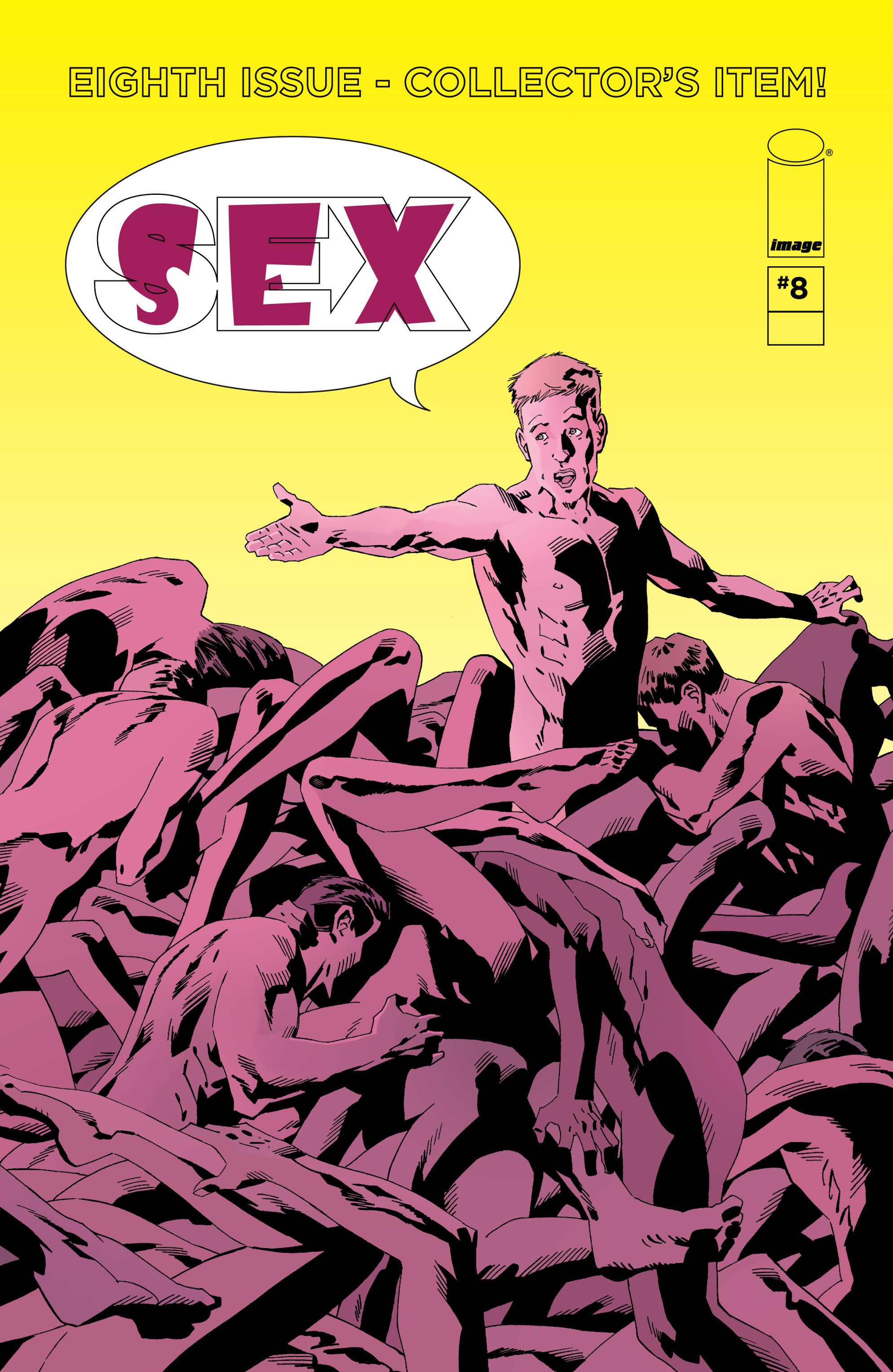 Read online Sex comic -  Issue #8 - 1