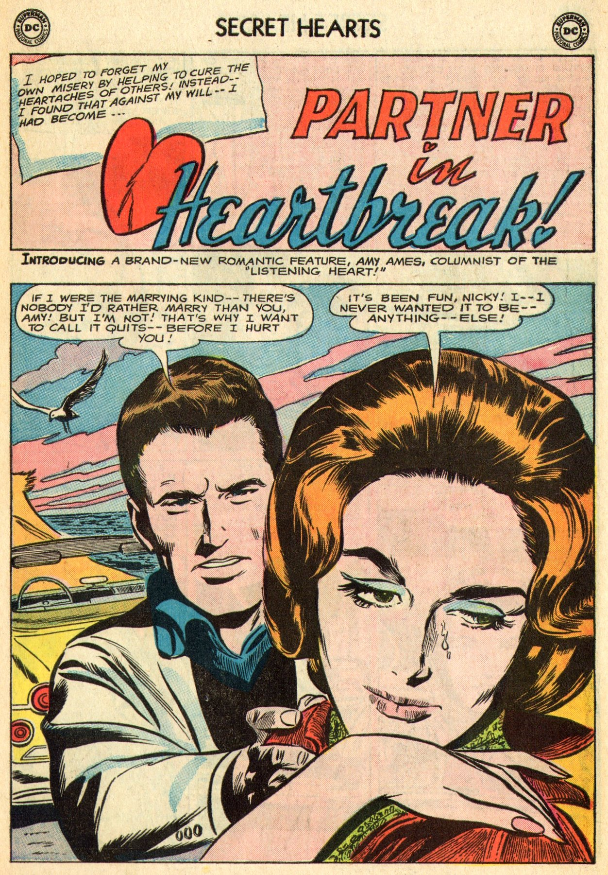 Read online Secret Hearts comic -  Issue #96 - 23