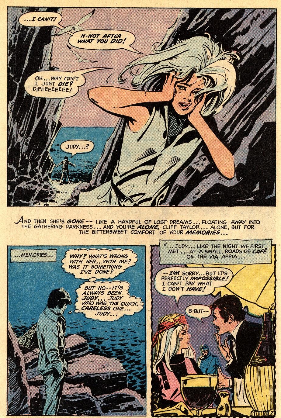 Read online Secret Hearts comic -  Issue #150 - 5